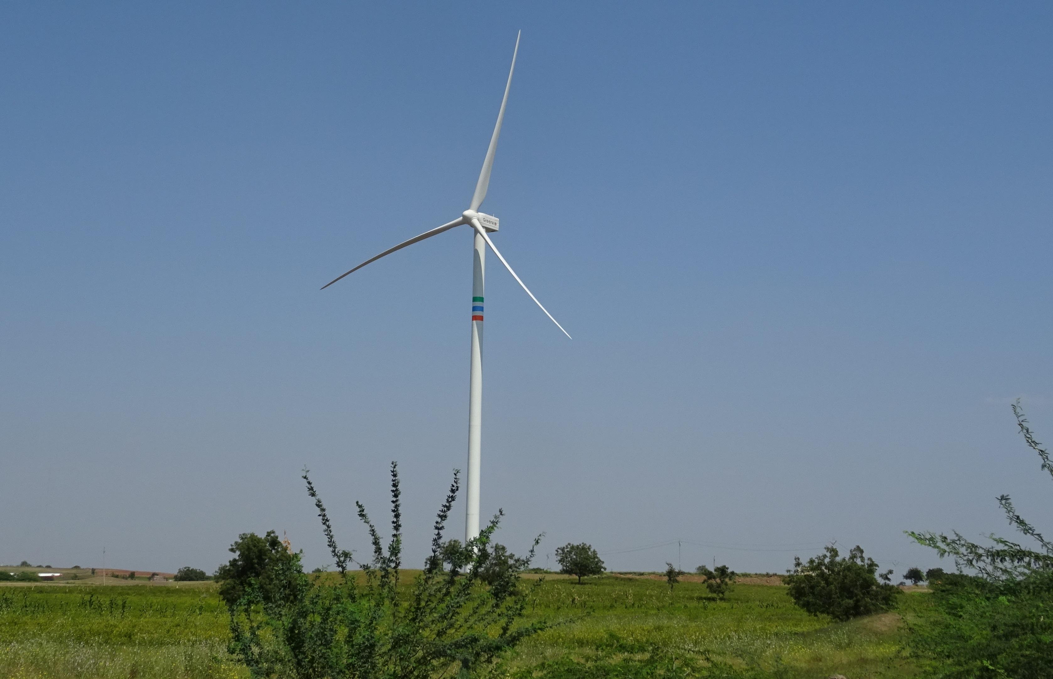 Free windmill machine wind turbine generator wind