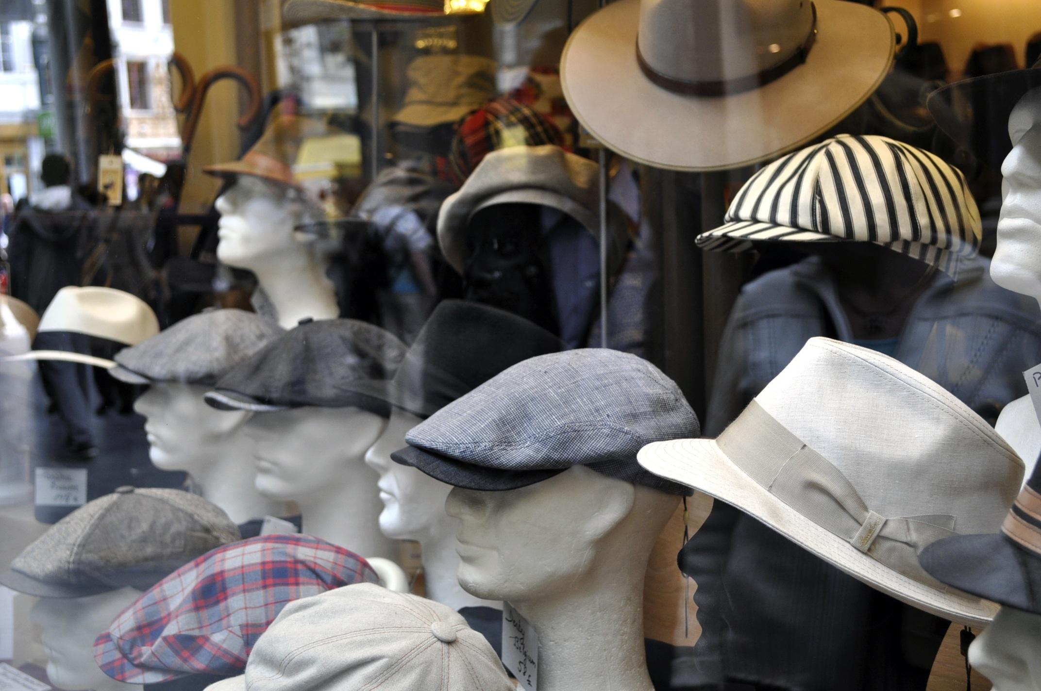 1b24dfdcf3331 window city crowd store hat fashion market clothing shopping lifestyle shop  window men brussels berret