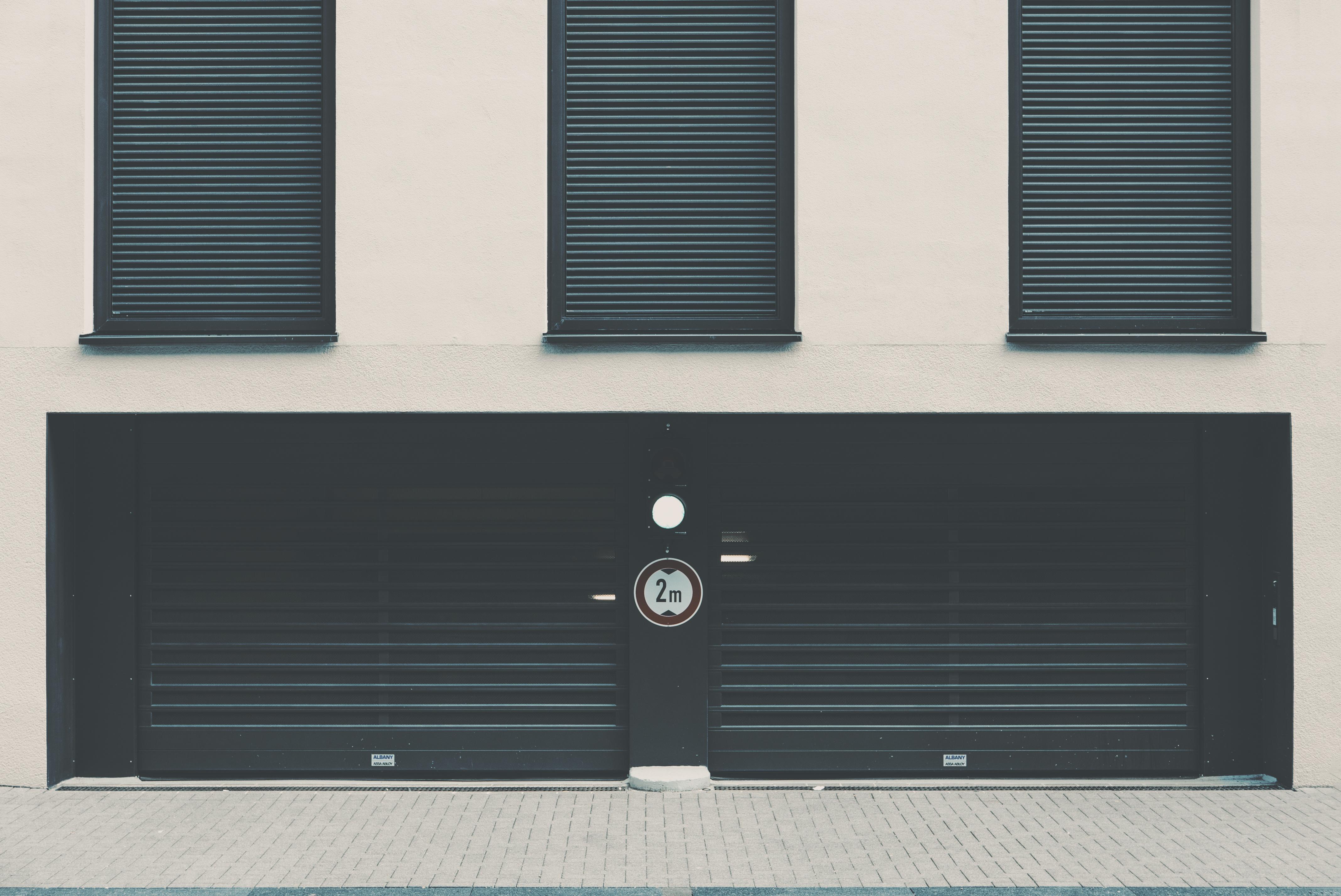 Window Facade Furniture Door Shutter Interior Design Blind Garage Covering