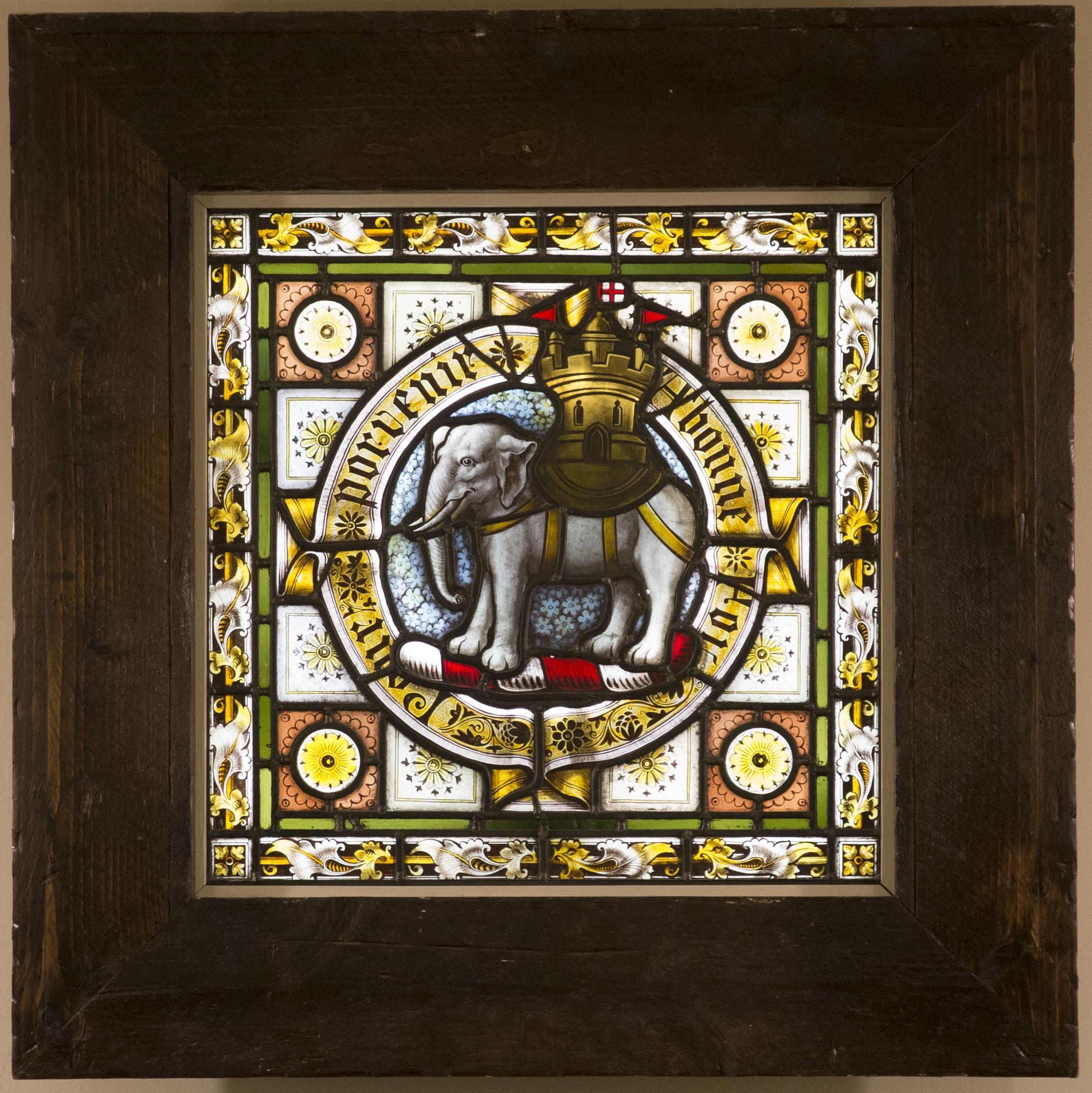 Fotos gratis : ventana, vaso, catedral, material, elefante, Vitral ...