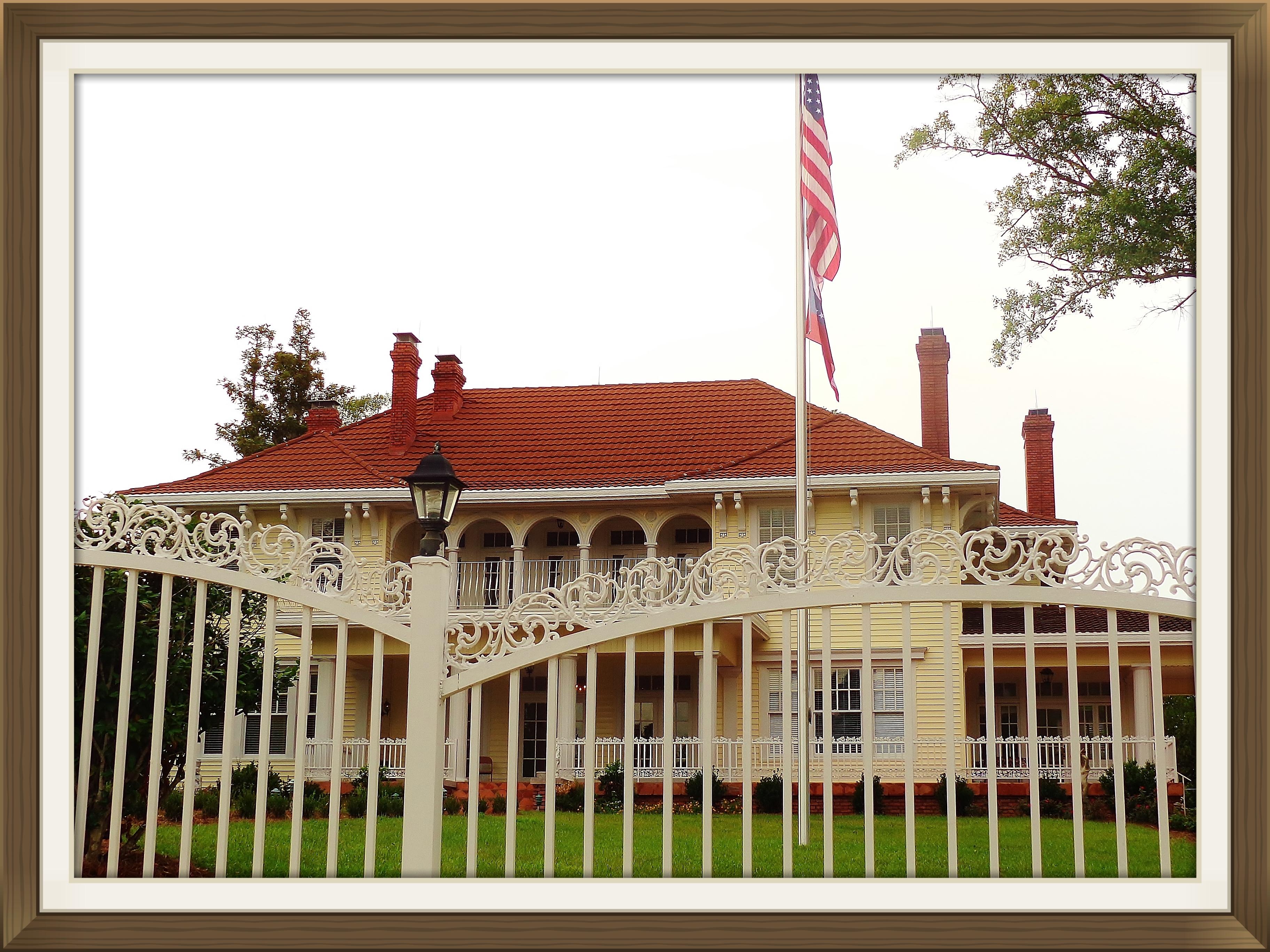 Fenêtre maison porche chalet façade belvédère design dintérieur cadre biens floride létat