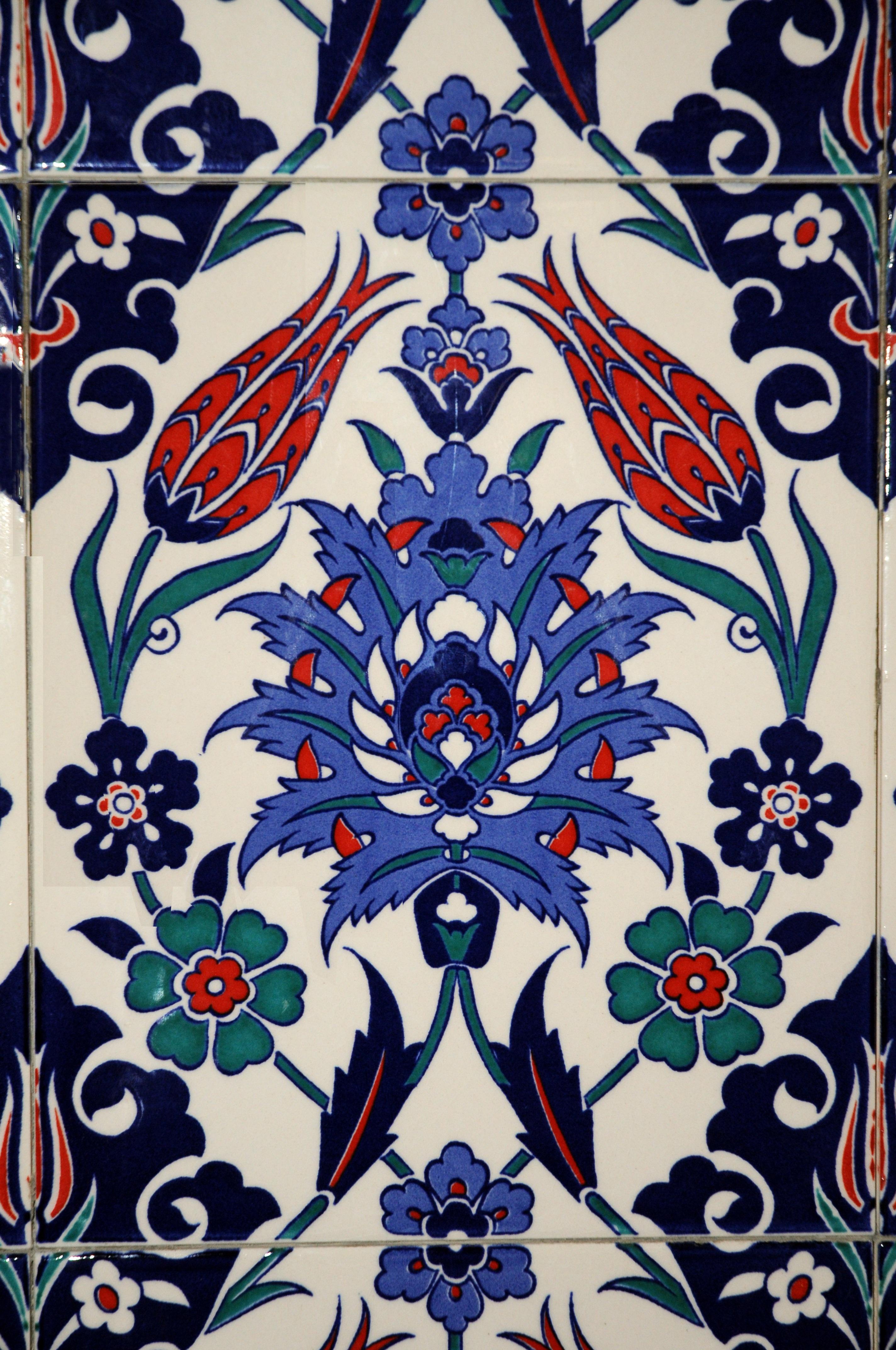 Symmetry Furniture free images : window, pattern, ceramic, tile, blue, furniture