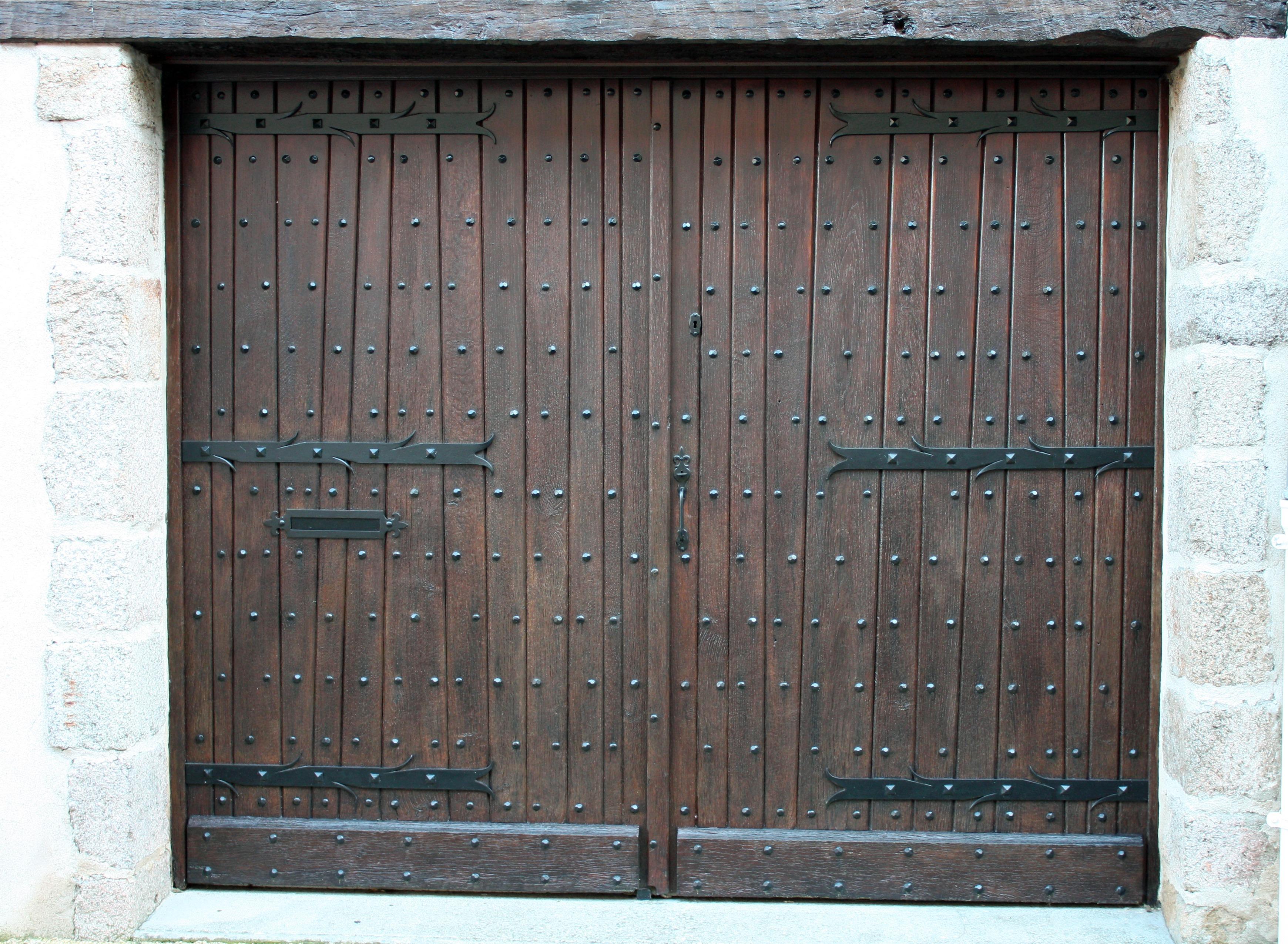 Images gratuites fen tre cabanon fa ade porte de for Porte cabanon double