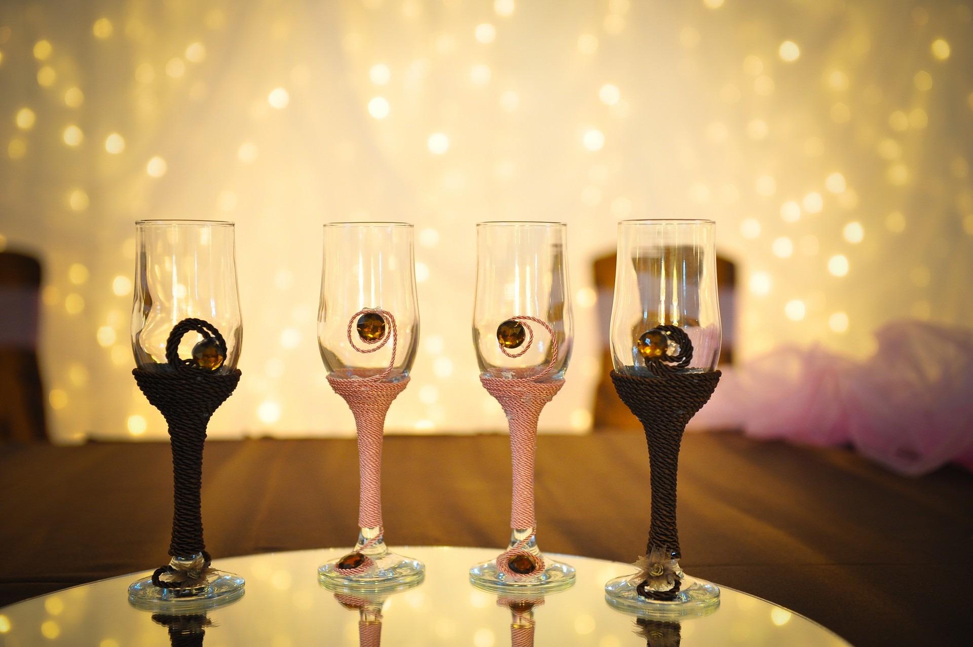 Gratis billeder : vin, glas, restaurant, fest, drikke, belysning, bryllup, alkohol, ristet brød ...