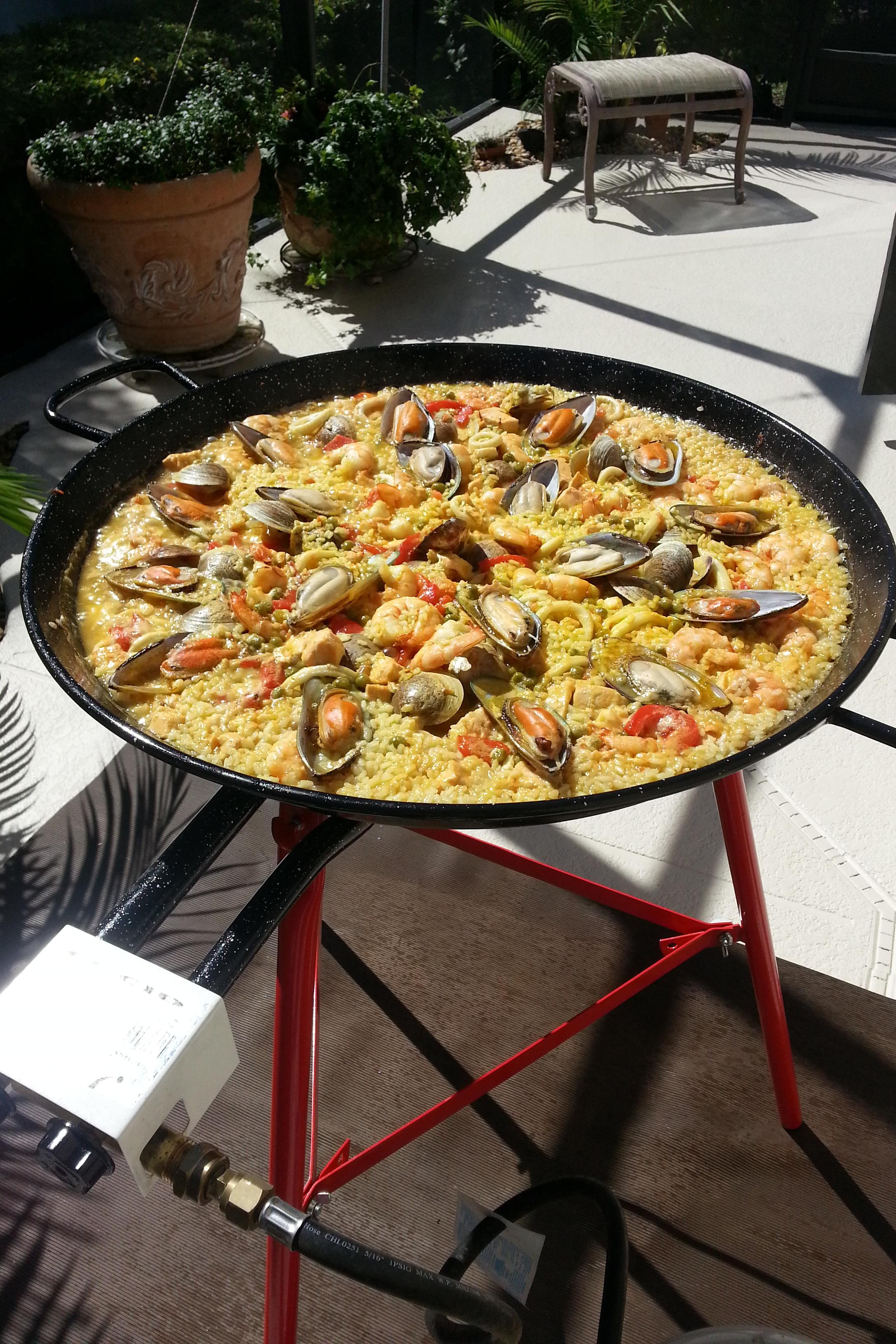Fotos gratis : vino, grano, plato, Mediterráneo, pimienta, Mariscos ...