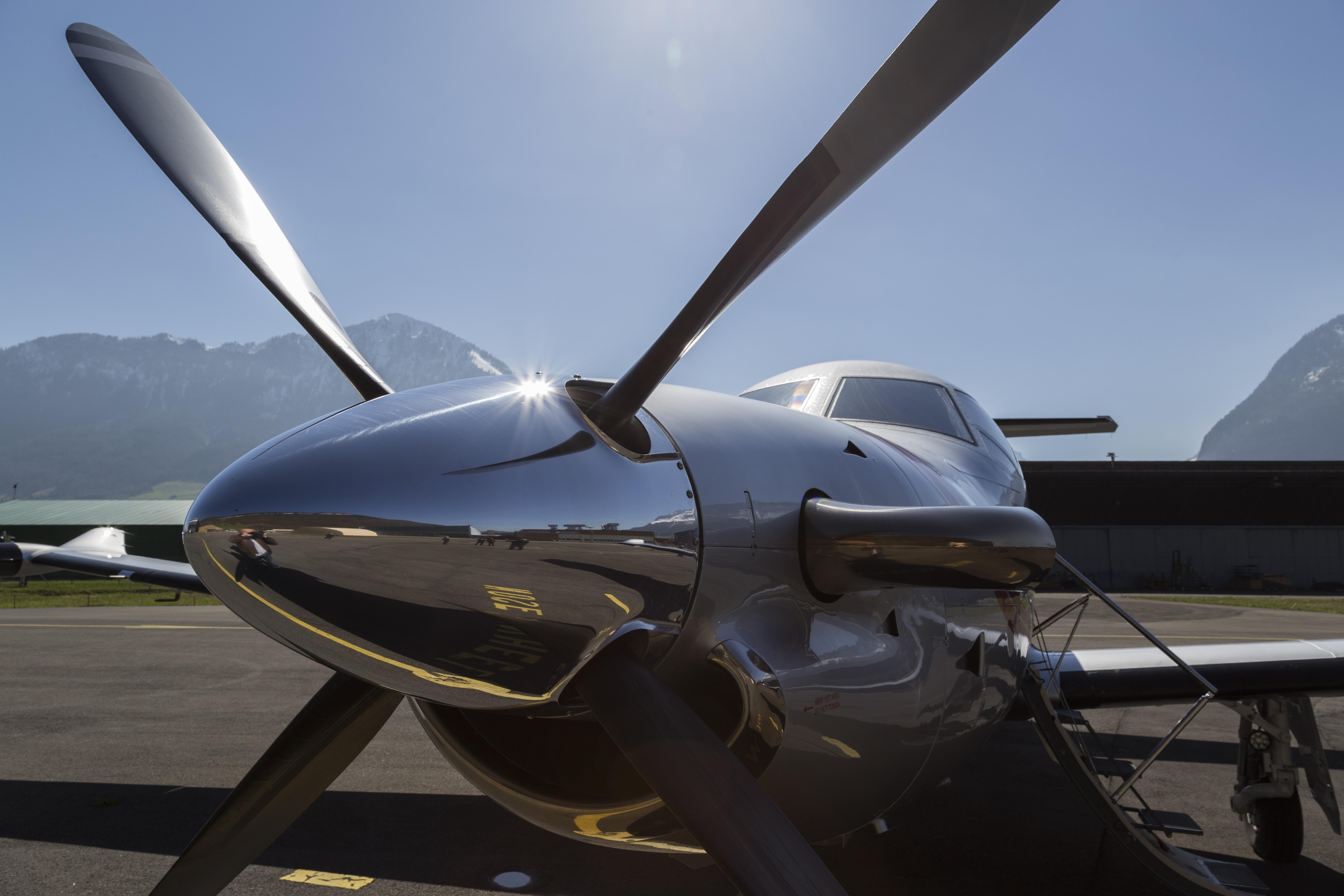Pilatus Lentokone