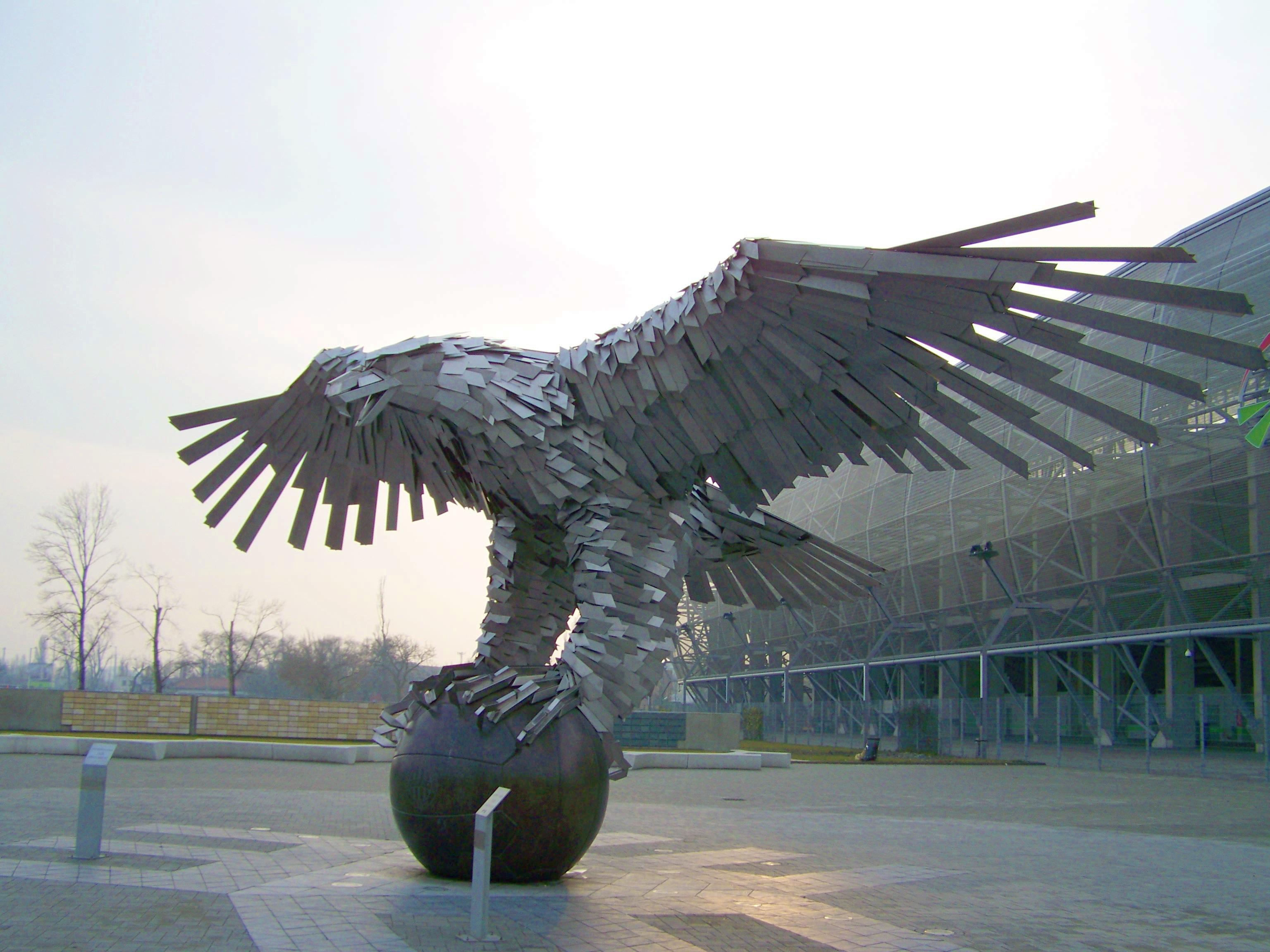 Fotos Gratis Ala Avi 243 N Escultura Budapest Dinosaurio