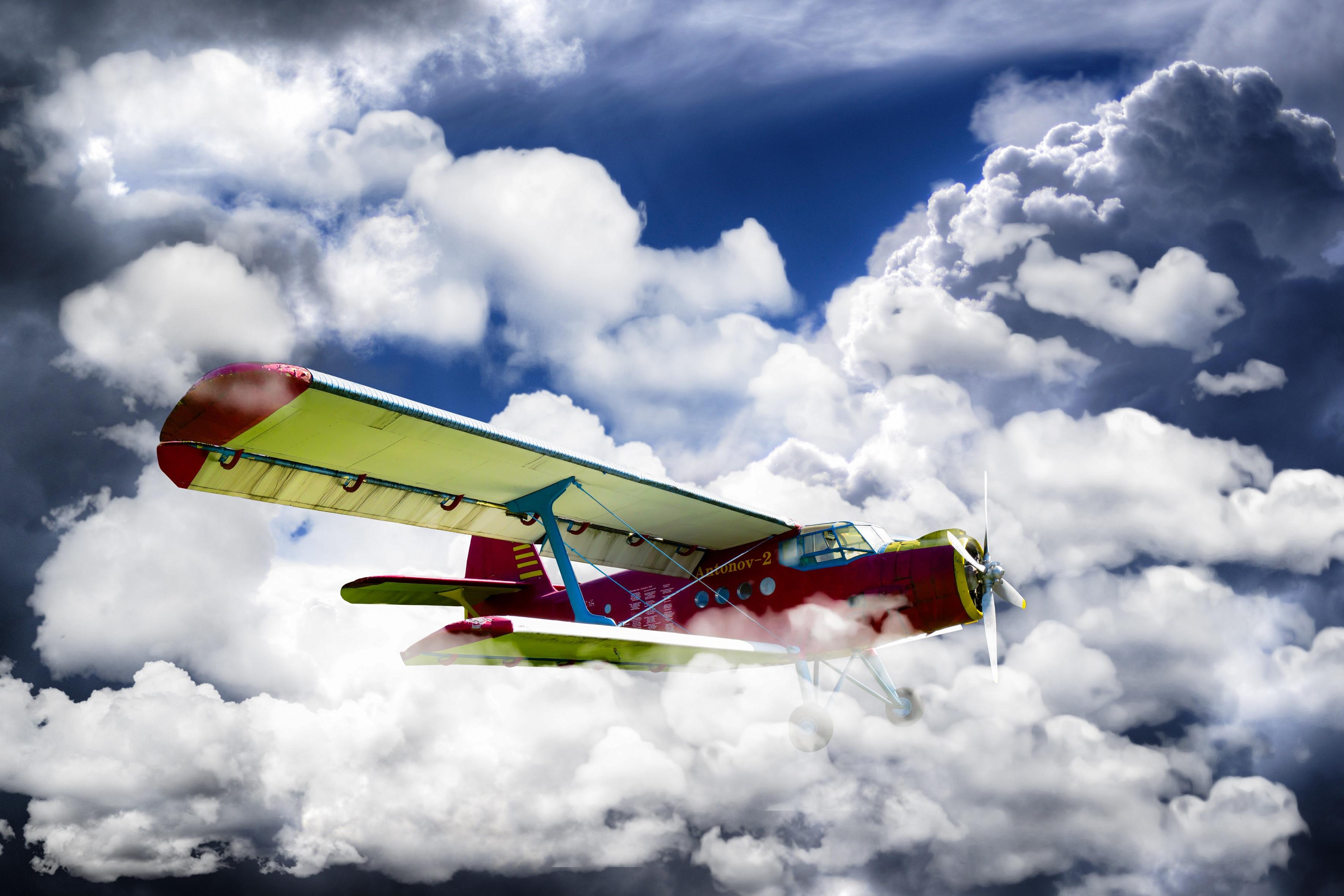 bildet vinge sky himmel eventyr fly reise kjøretøy