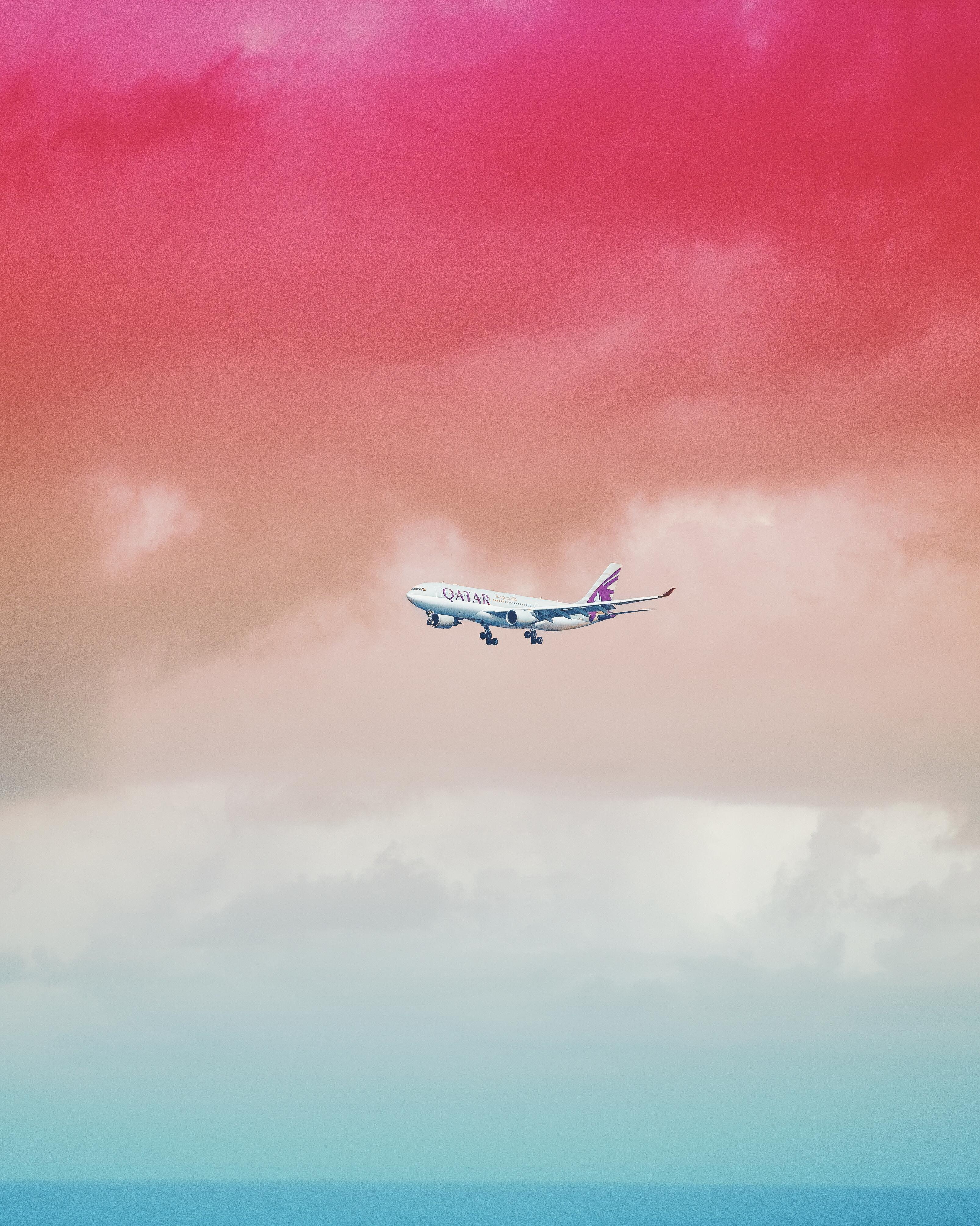 Обои в небе, Самолёт. Авиация foto 16