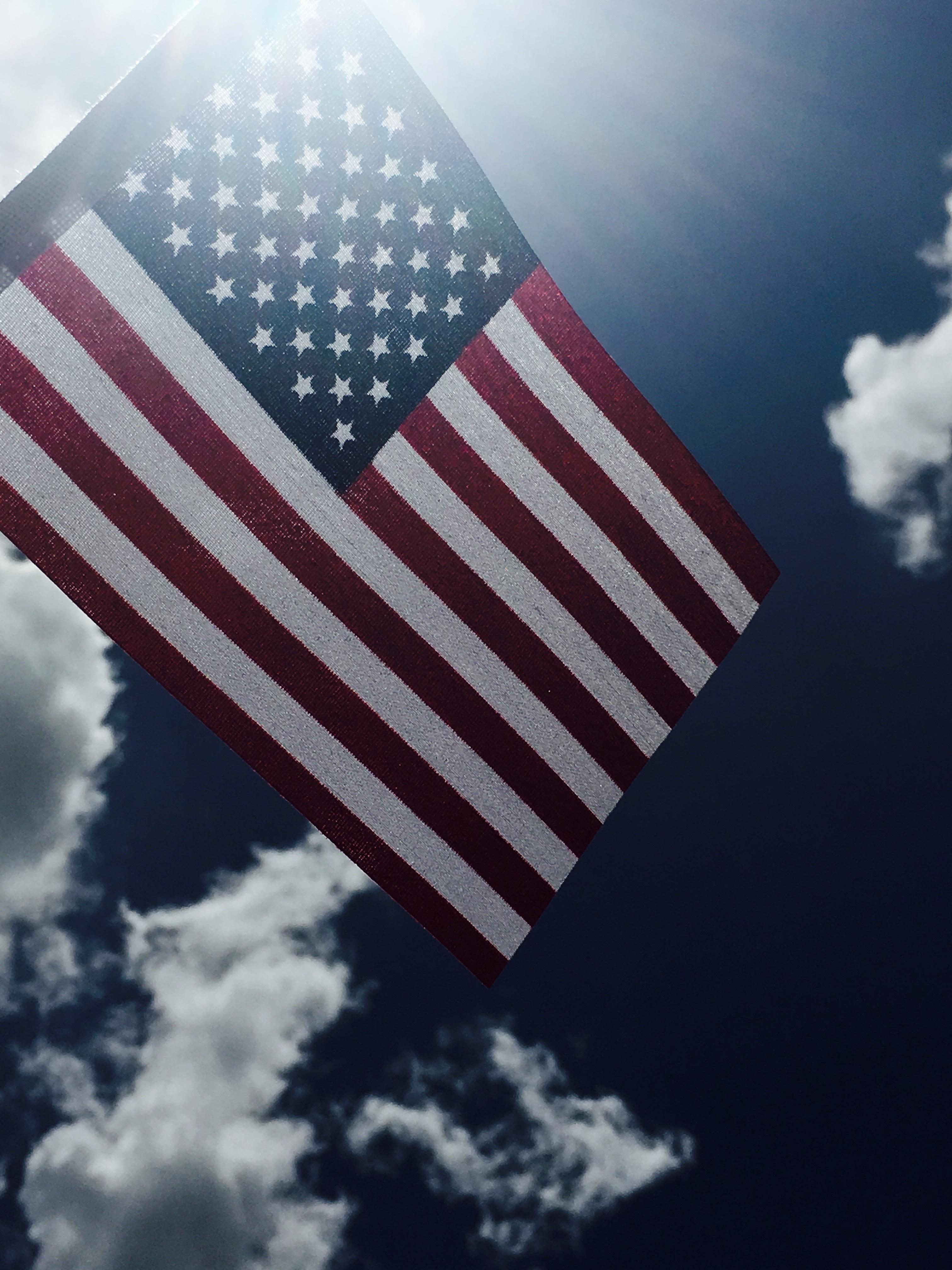 флаг америки картинки сцепка