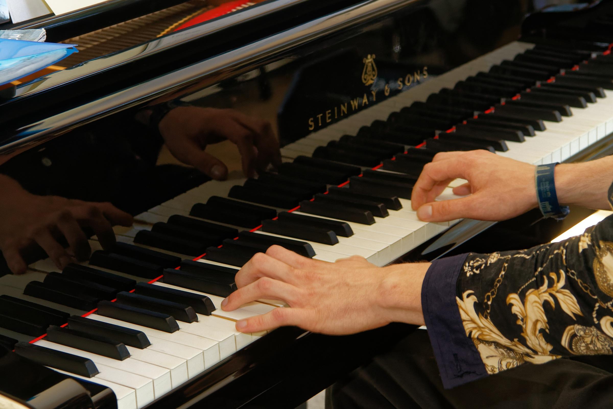 Piano Spiele