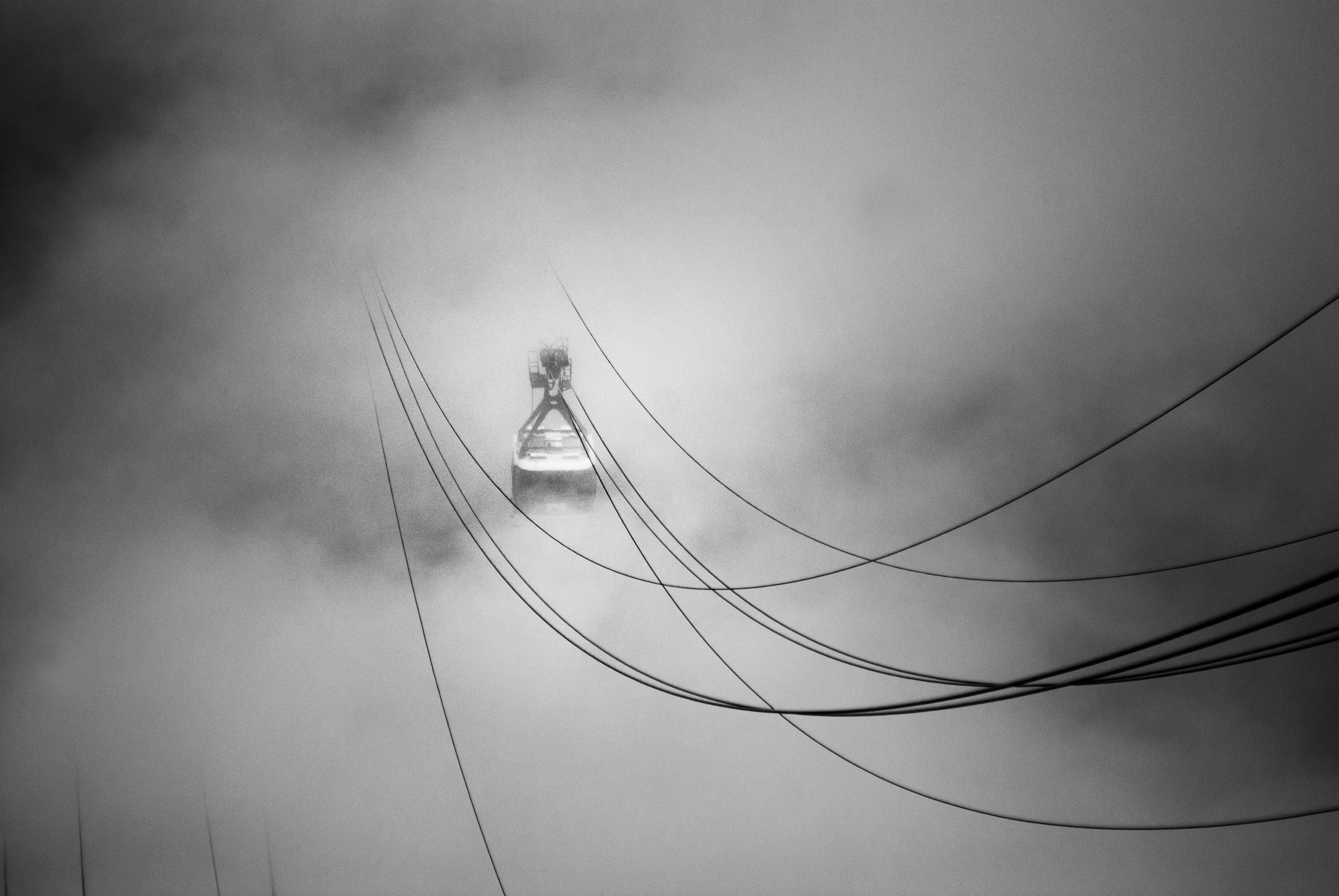 Kostenlose foto : Flügel, Licht, Wolke, Schwarz und weiß, Nebel ...