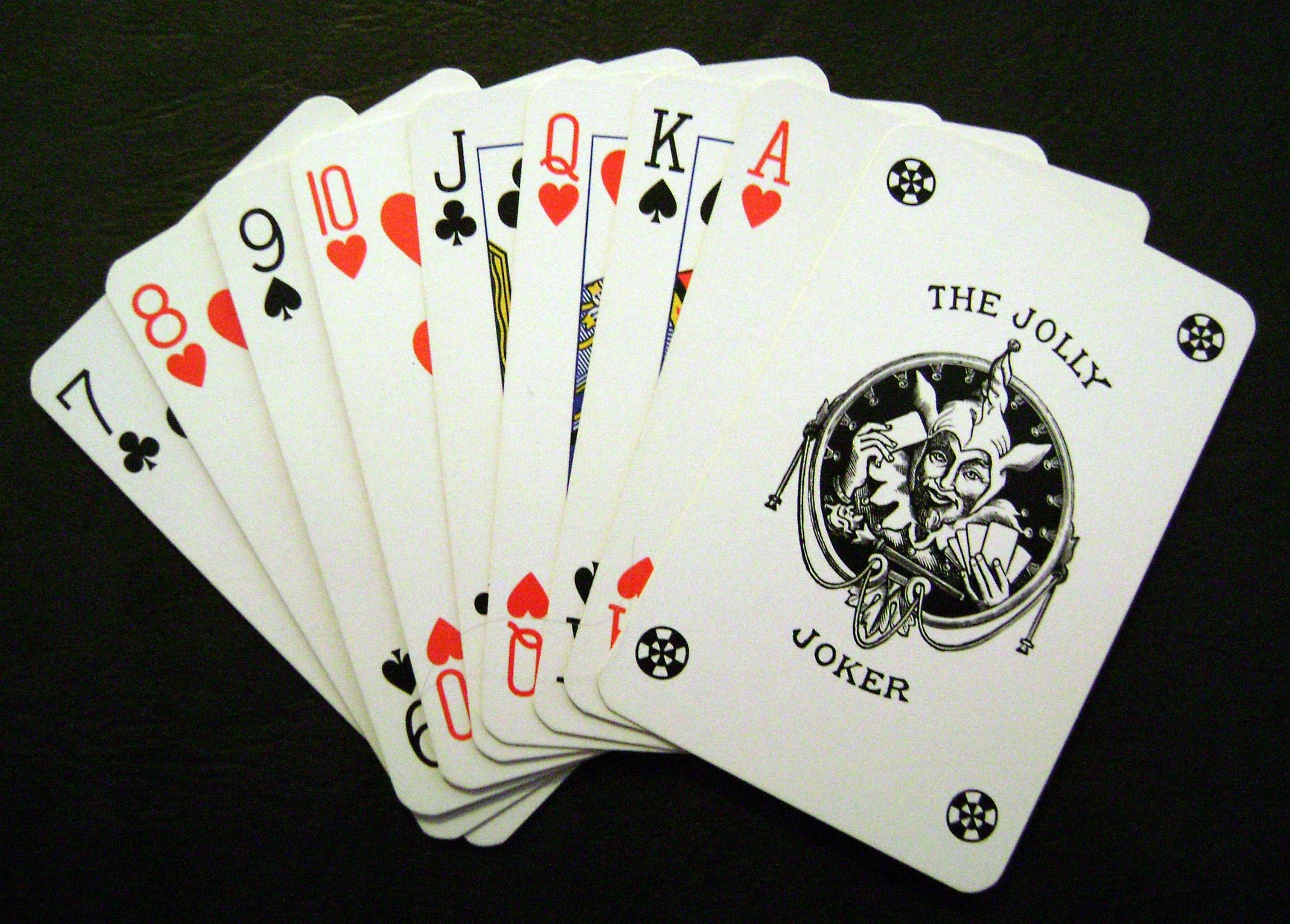 Remi Kartenspiel