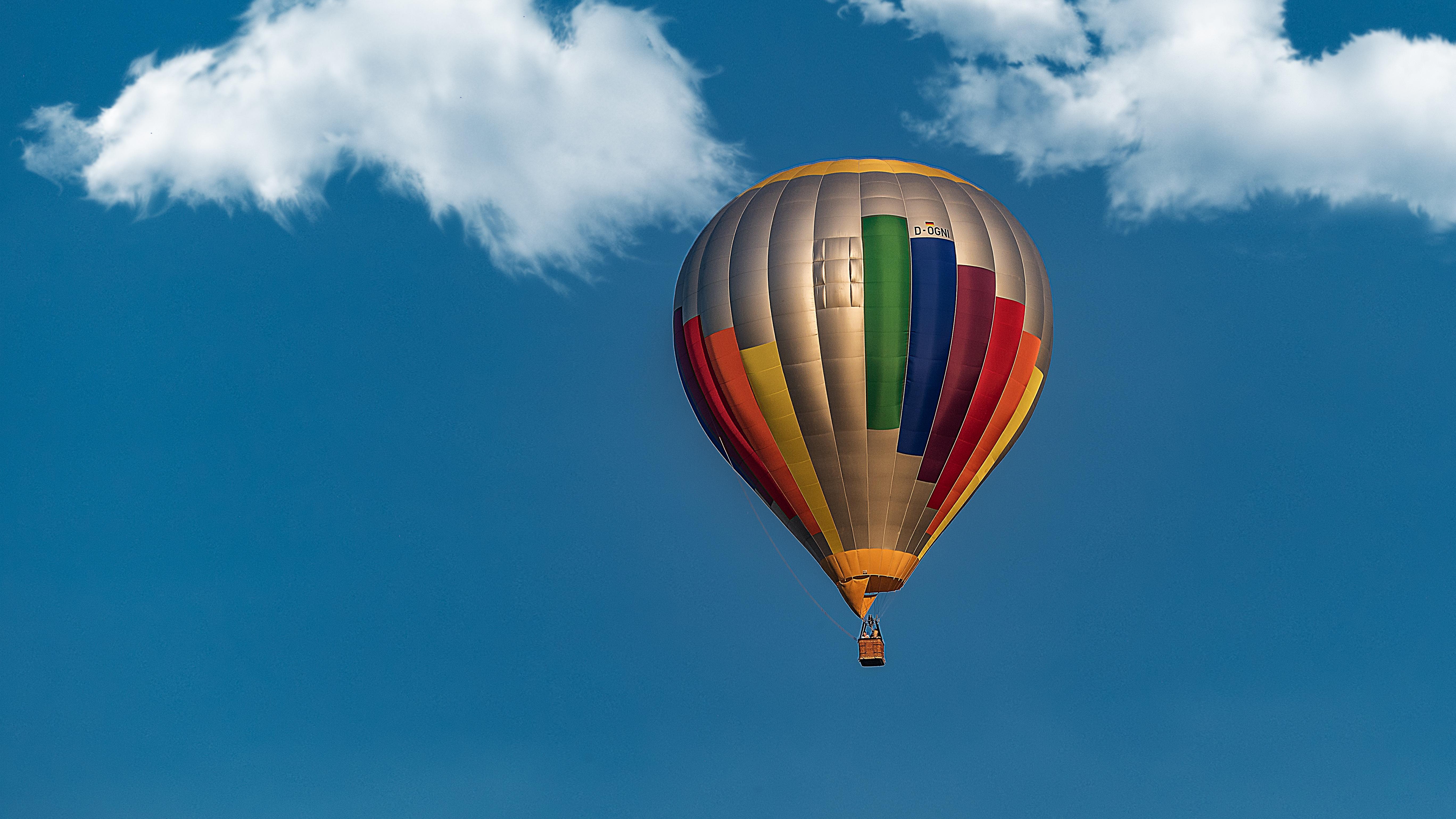 картинки на большом воздушном шаре портреты