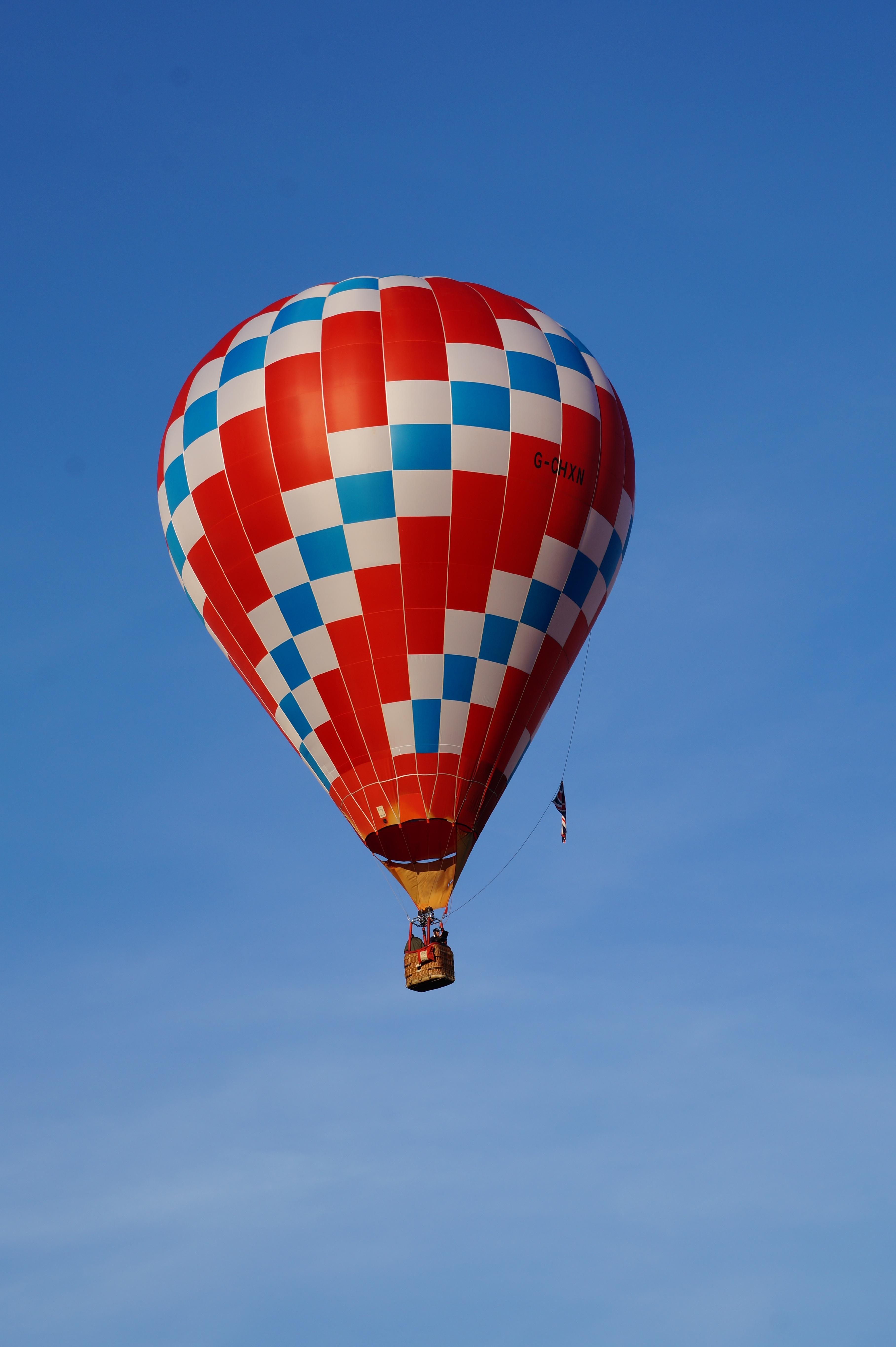 Fotos gratis : ala, cielo, globo aerostático, verano ...