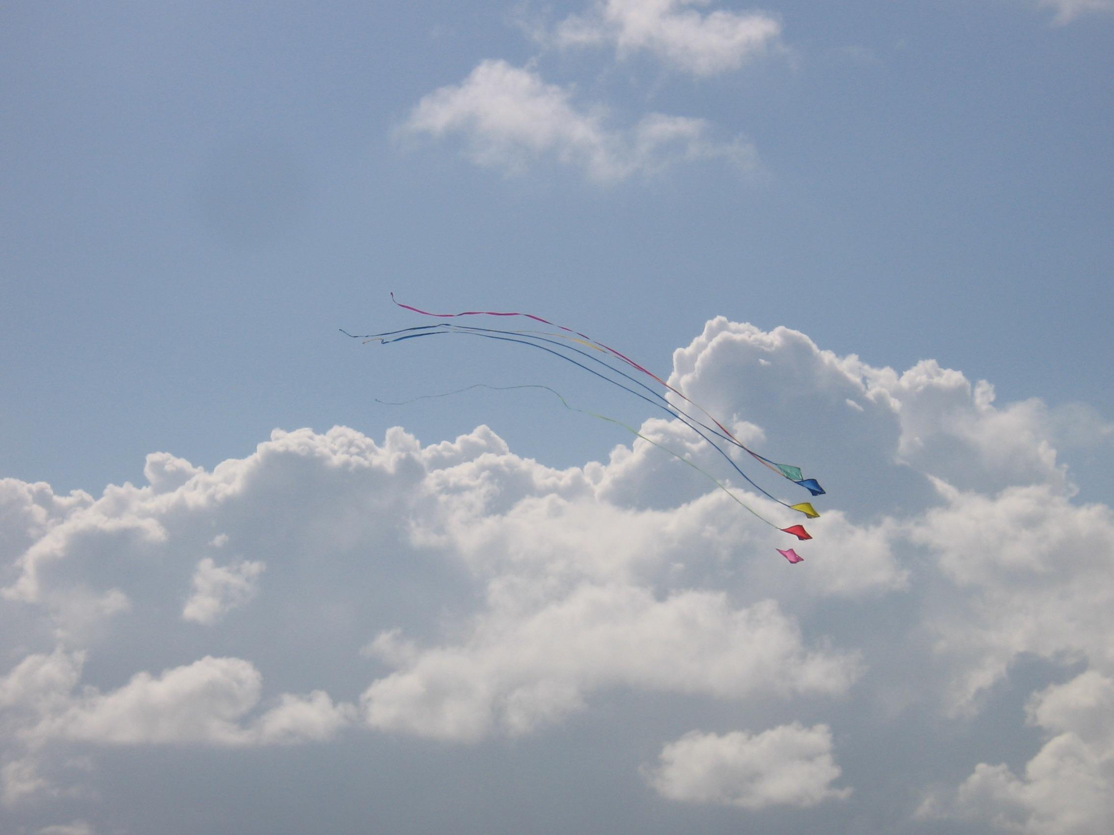мальчик матери картинки с облаками небом и воздушным змеем называют философской