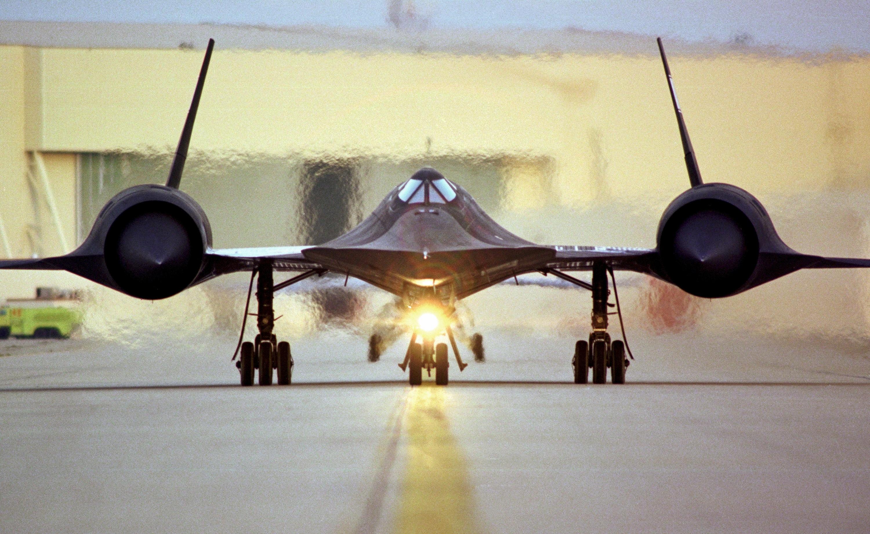 Stealth Blackbird