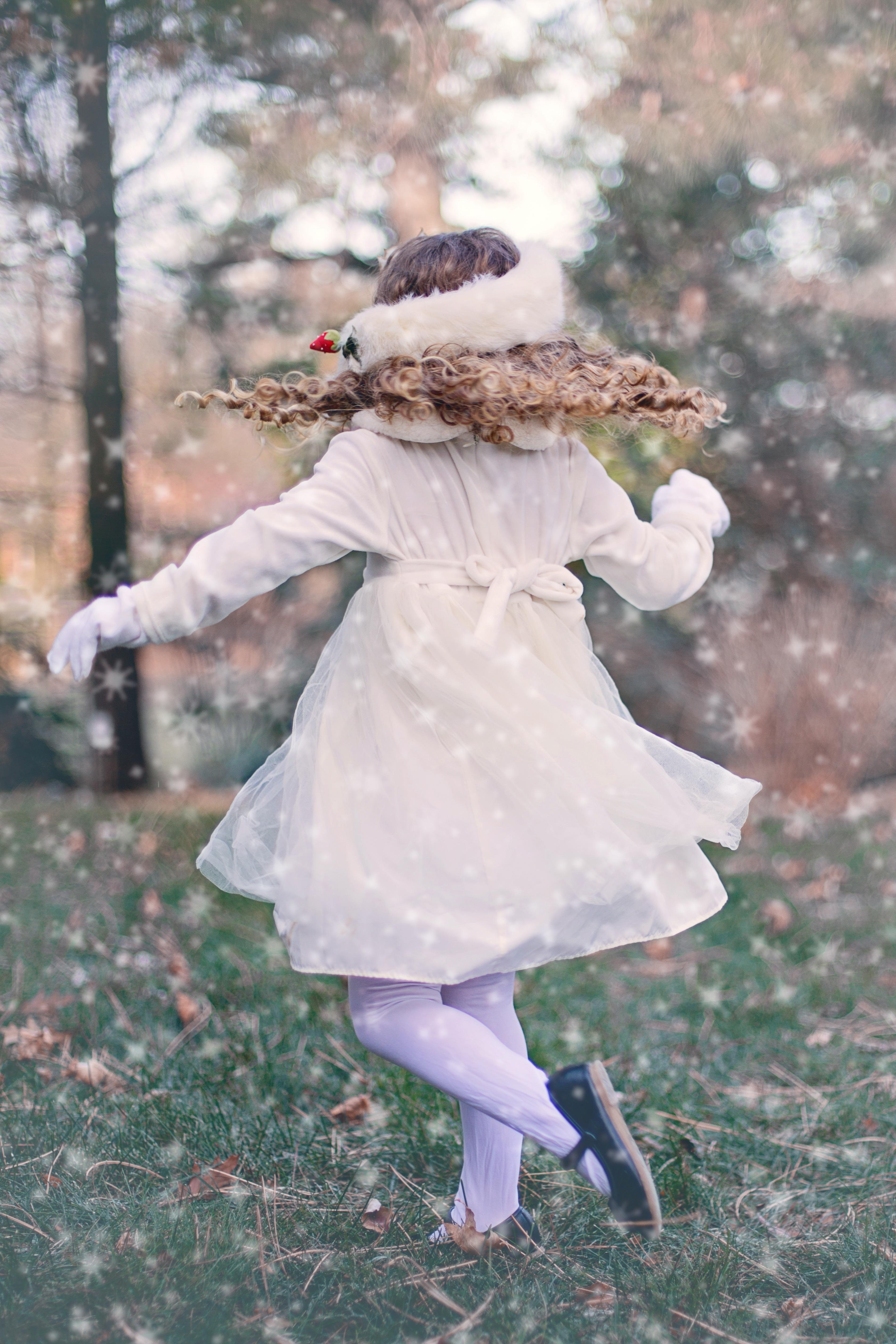 Танцы на снегу картинки