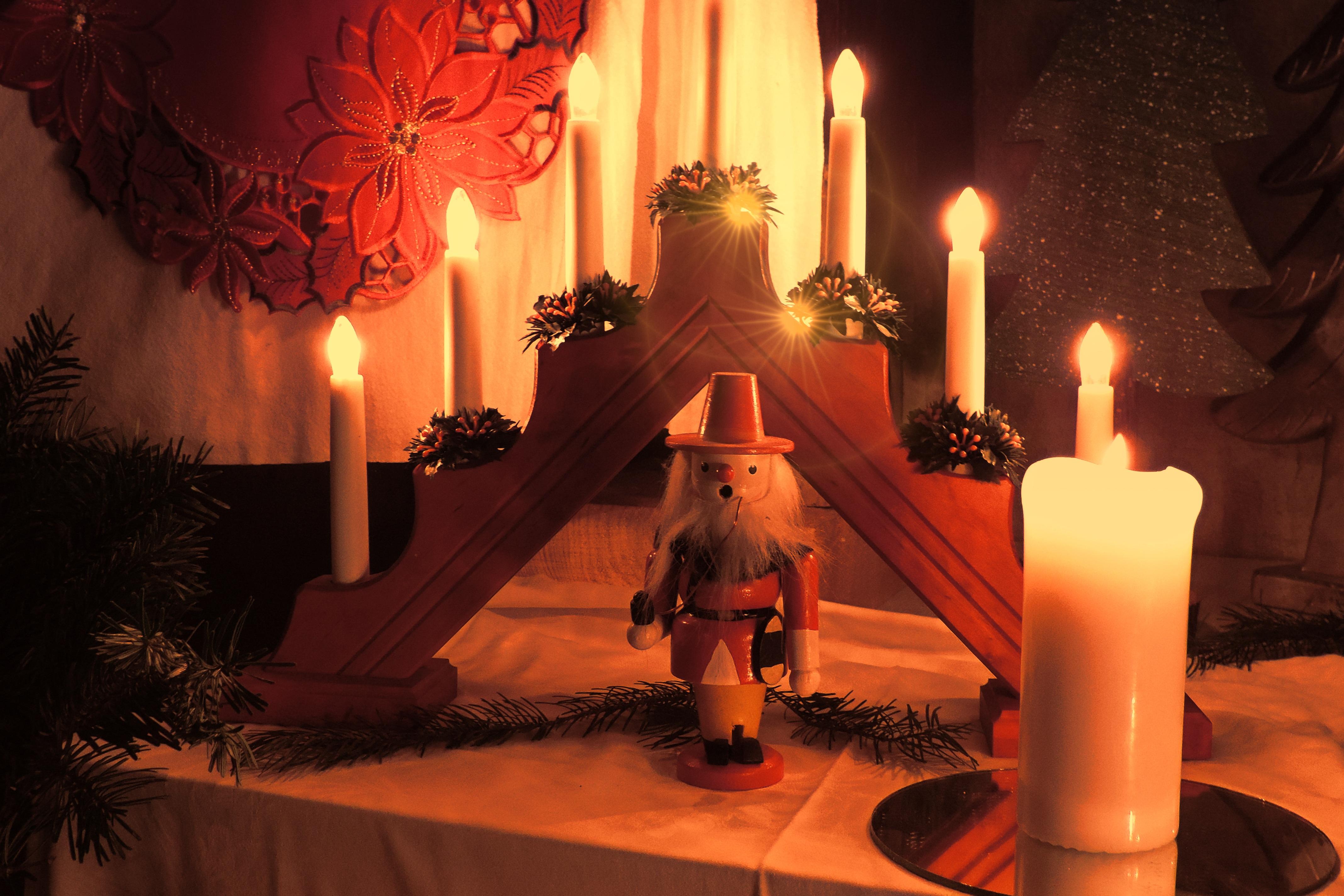 Kostenlose foto : Winter, Licht, Dekoration, Weihnachten ...