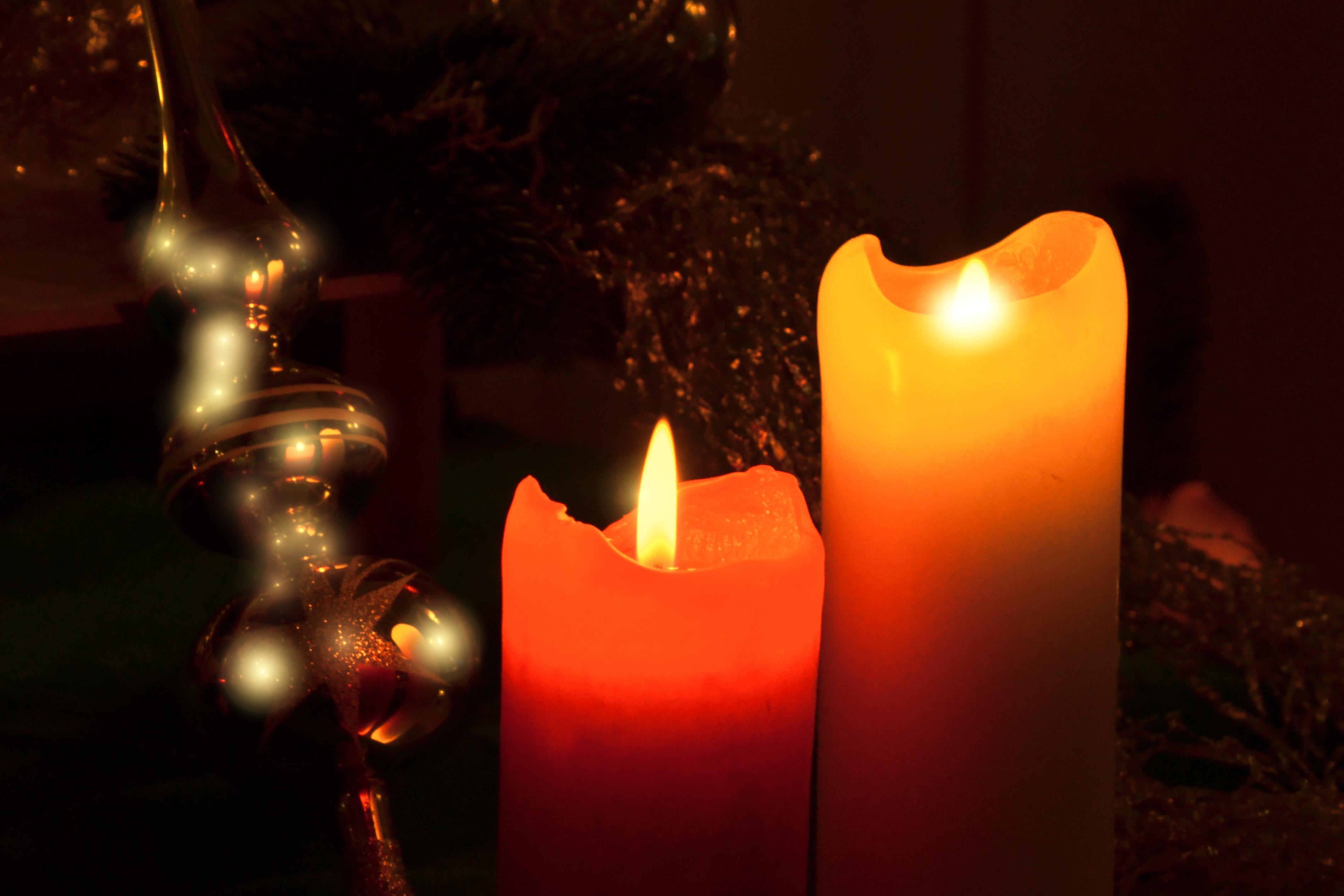 Kostenlose foto : Winter, Licht, Nacht-, Dekoration, rot, Urlaub ...