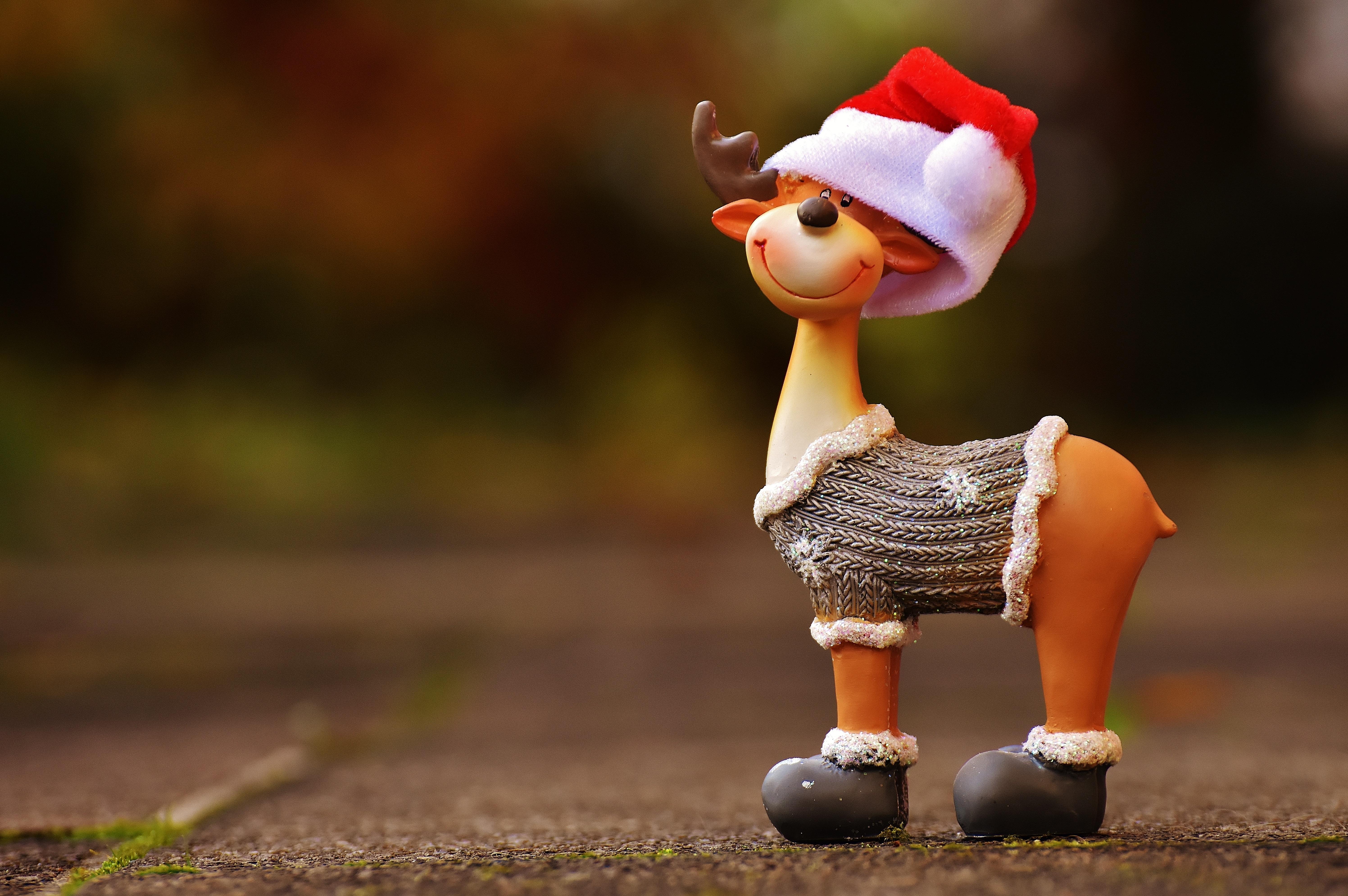 Gambar Musim Dingin Bermain Merah Anak Hari Natal Mainan