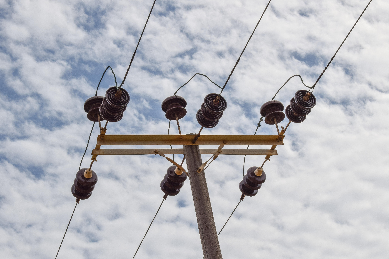 Free Images : winter, sky, pole, mast, telephone, communication ...