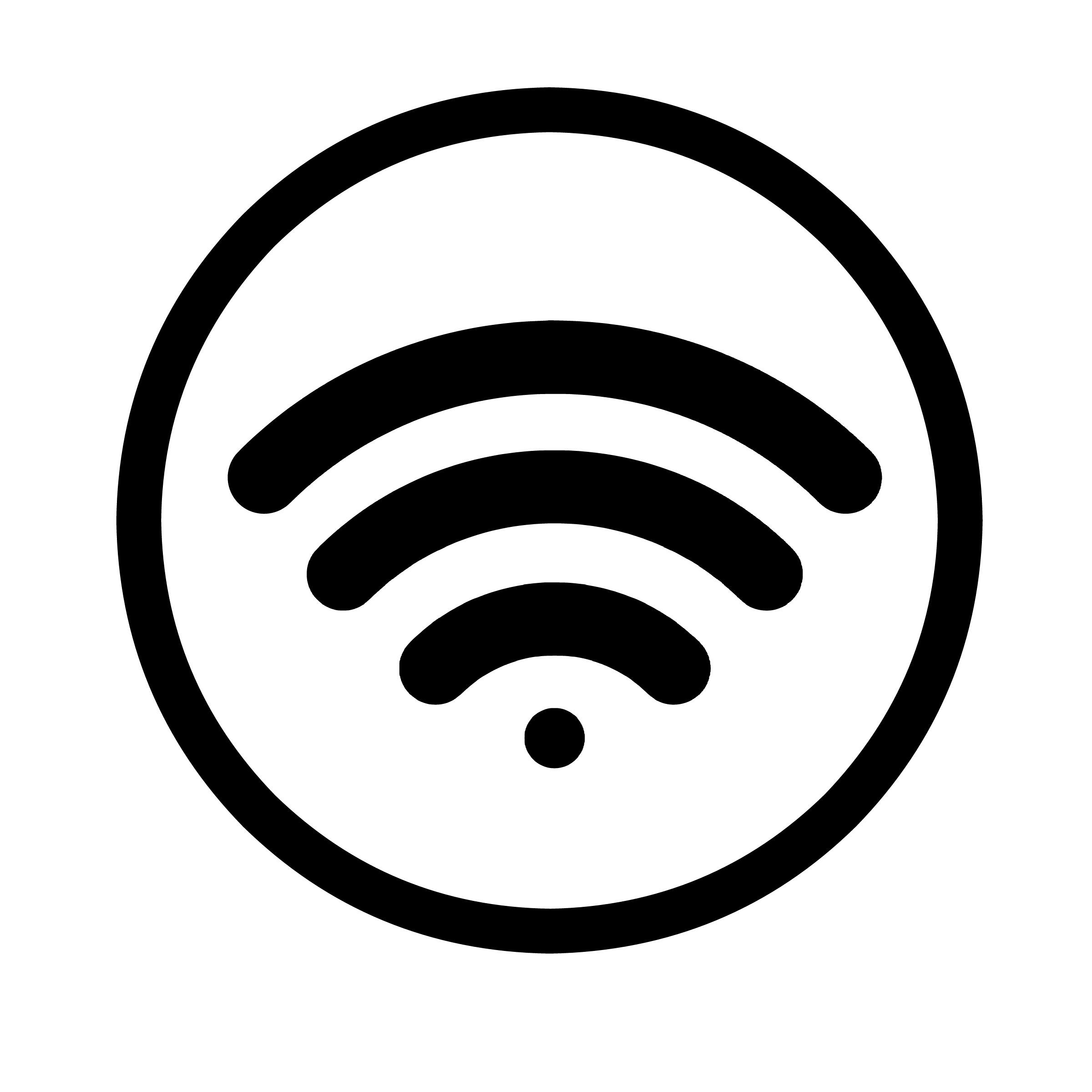 Folkekære Bildet : trådløst, forbindelse, wifi, signal, ikon, internett EB-74
