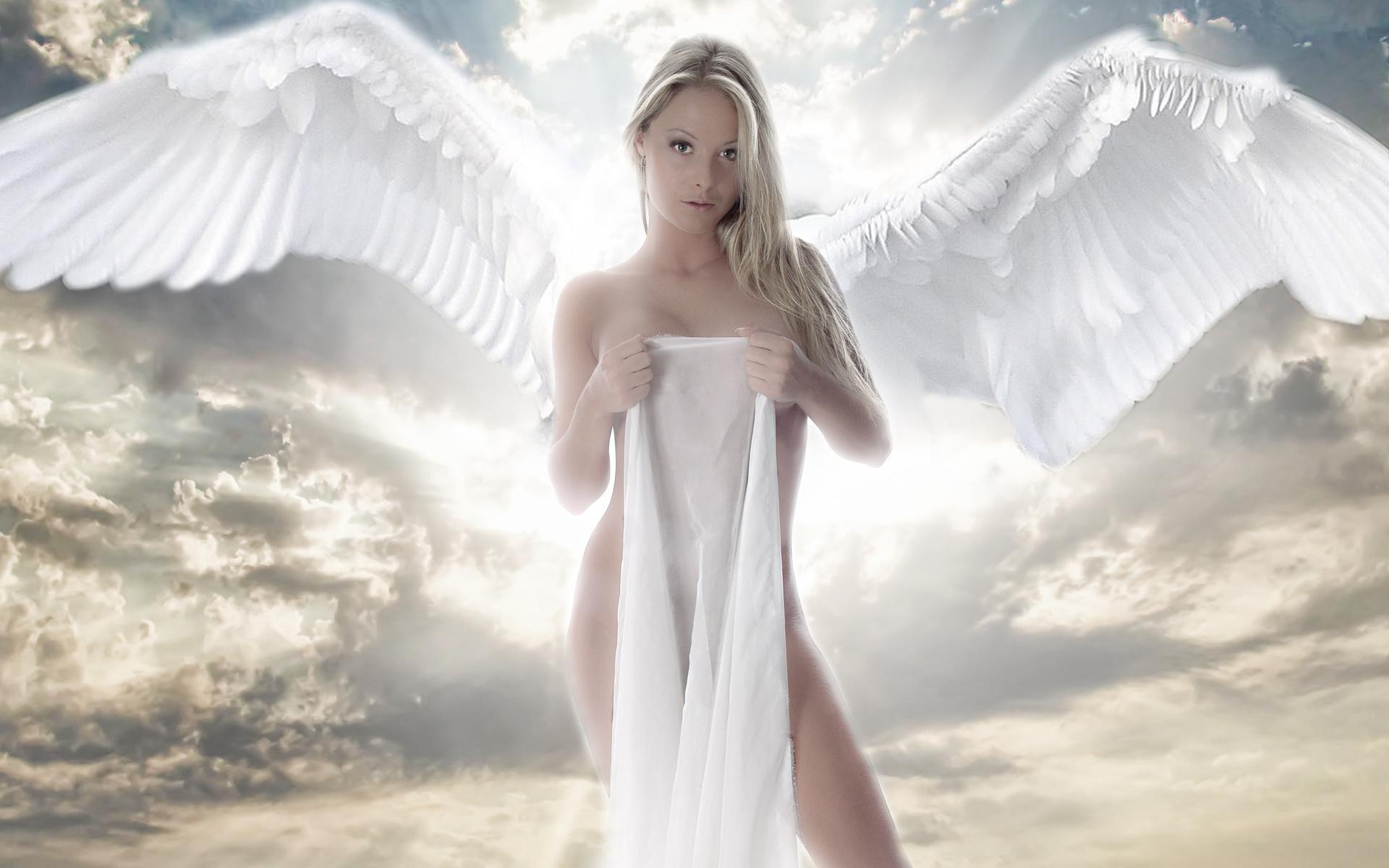 красивые фото ангелов хранителей гроба море