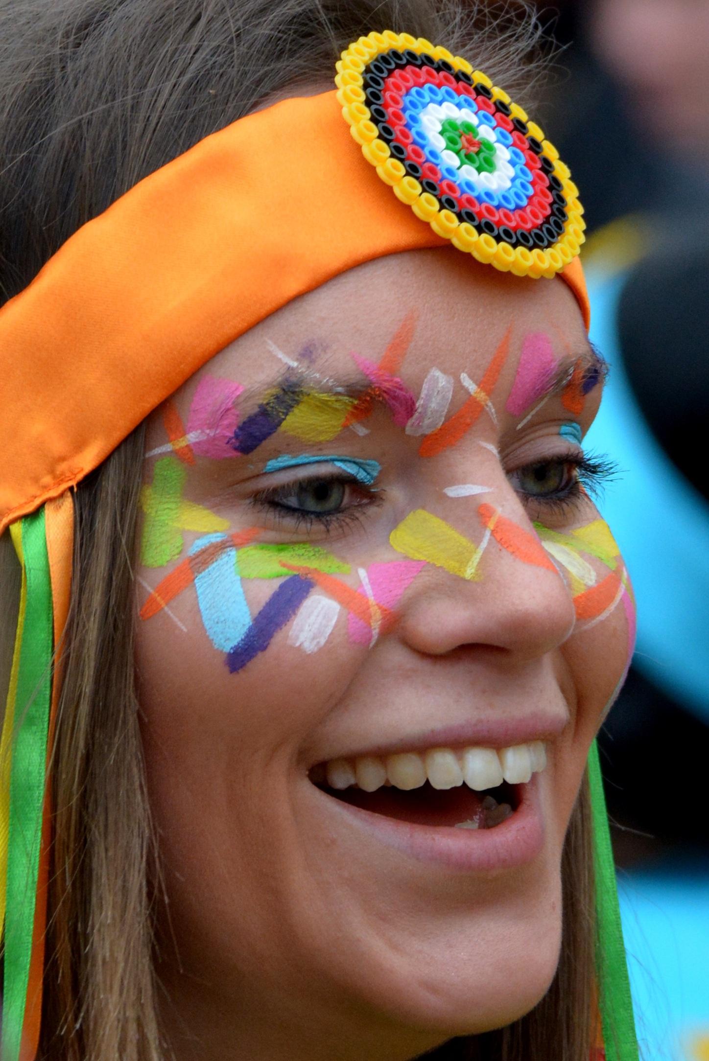 Gratis billeder kvinde dekoration karneval farve t j for Dekoration karneval