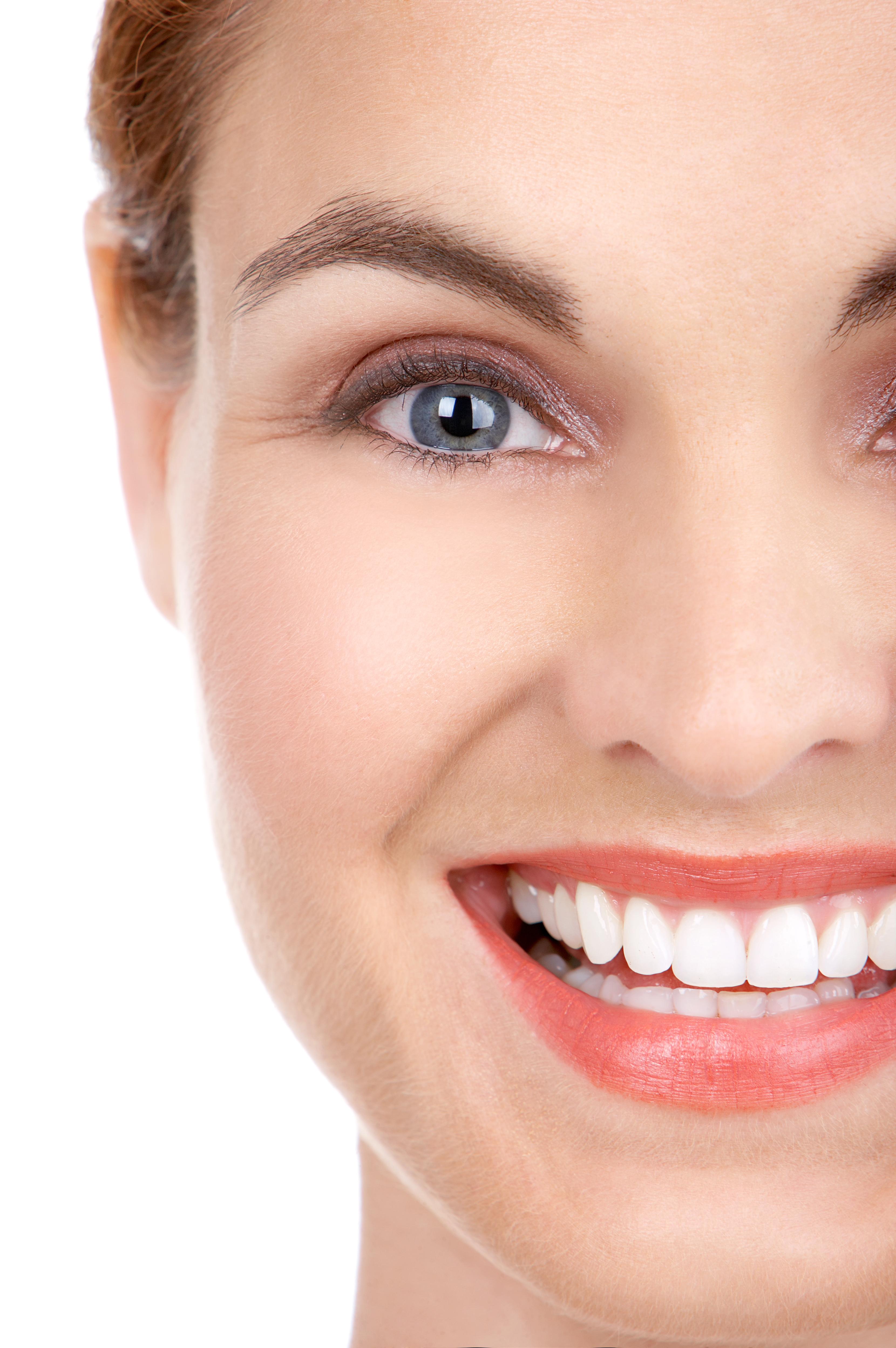 Not cosmetic dentist facial symmetry theme