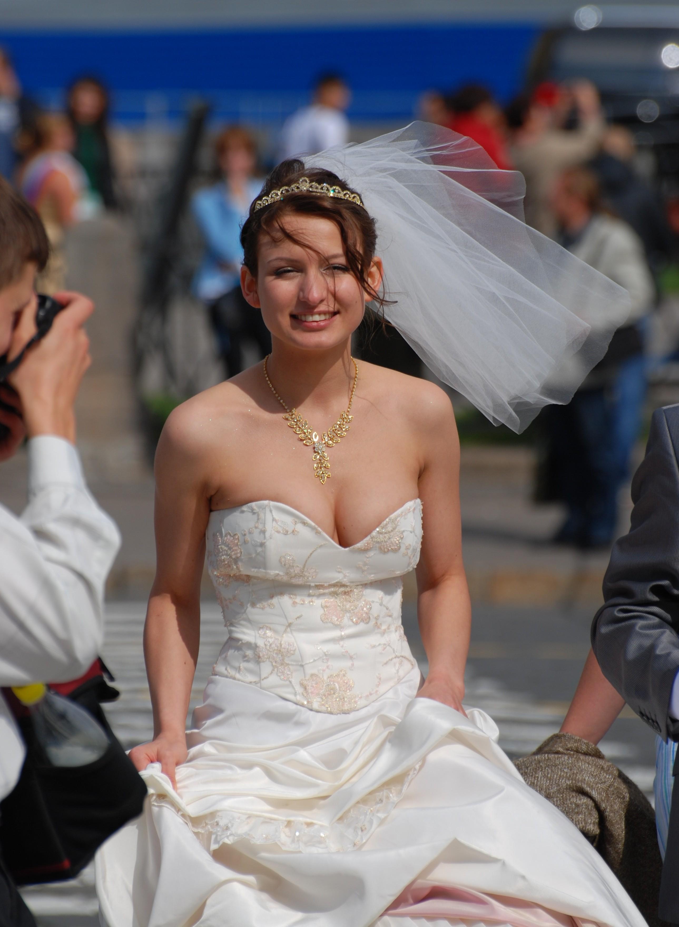 Kostenlose foto : Frau, Mode, Kleidung, Hochzeit, Hochzeitskleid ...