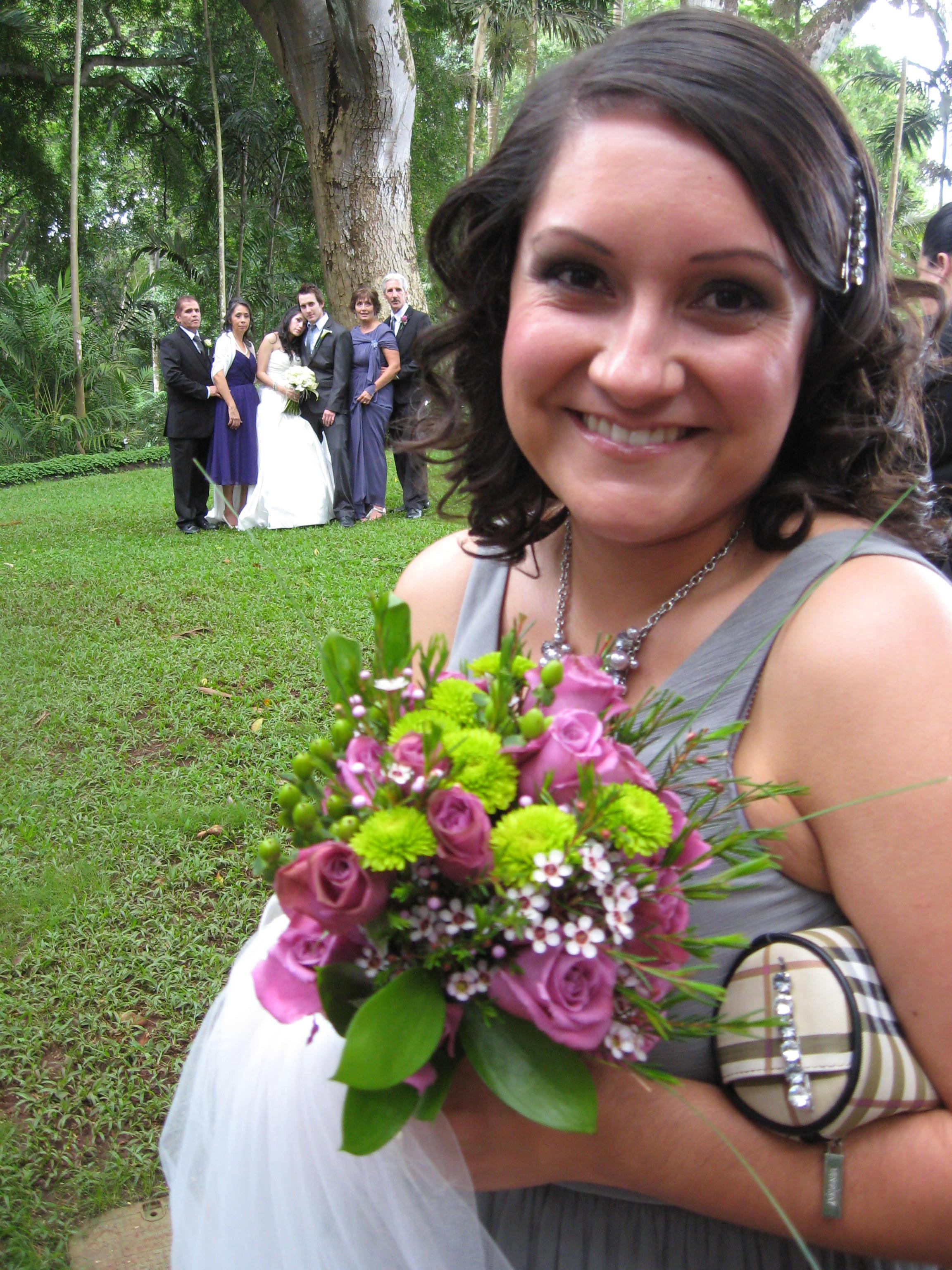Kostenlose Foto Frau Blume Hawaii Hochzeit Braut Ehe Kuchen