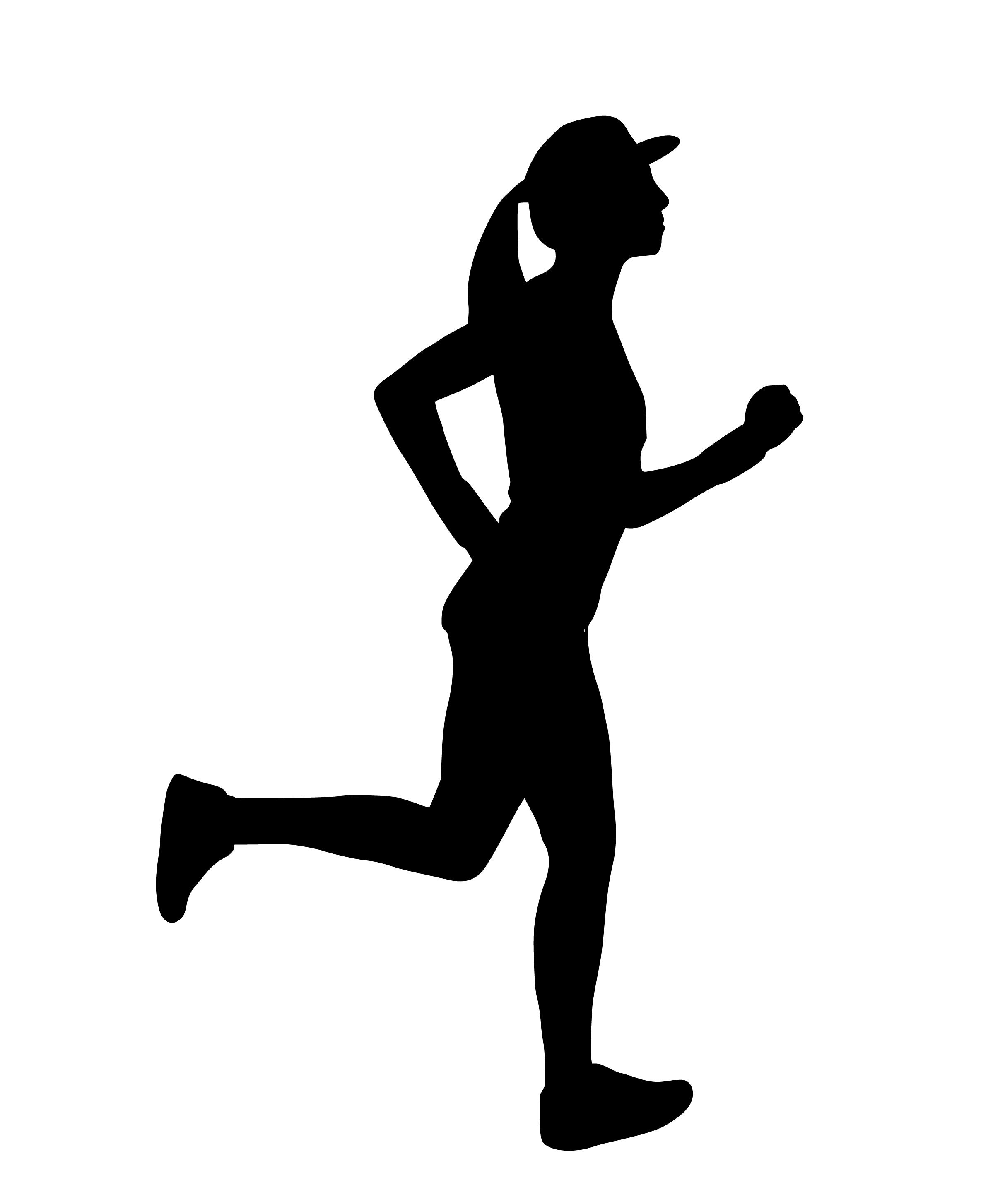 jogging picture femme