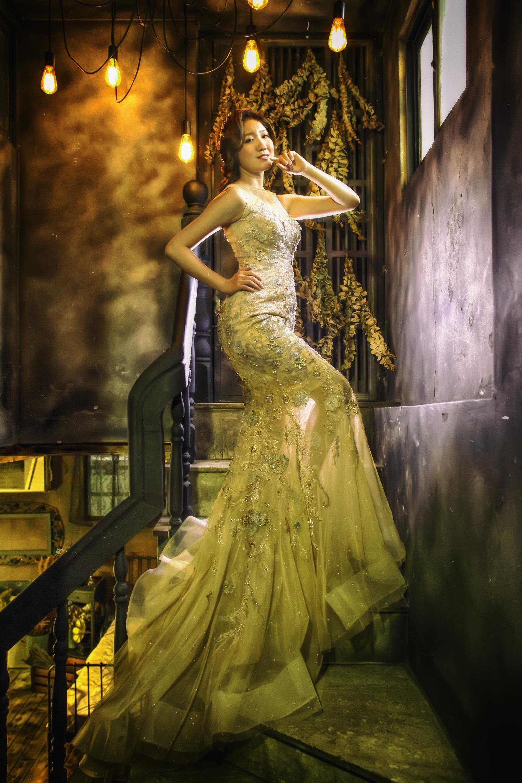 28f7bc70ec51 kvinde model mode bryllup brud kjole luksus fotografi kjole smukke formelle  slid kosmetologi