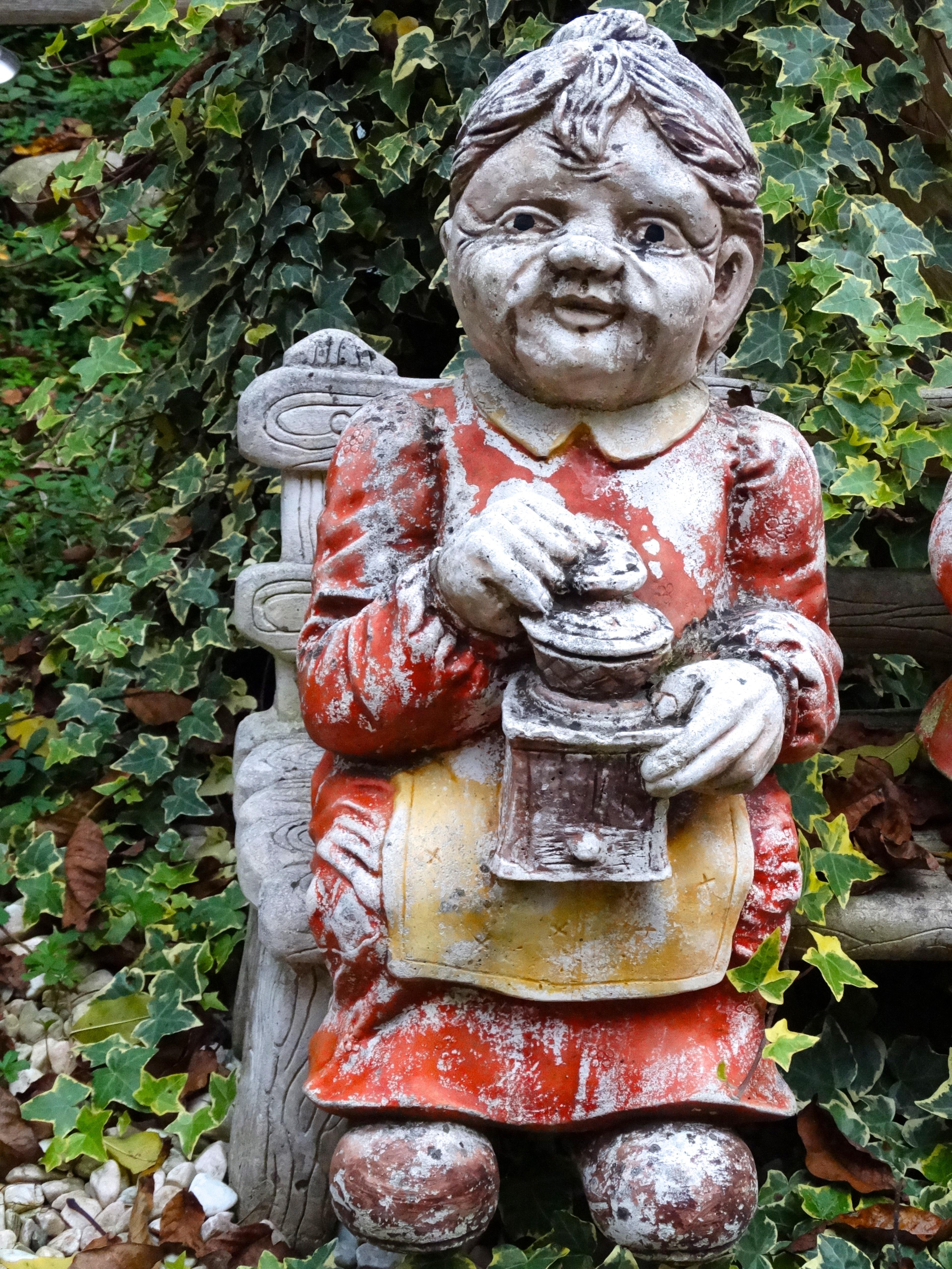 Images Gratuites : femme, monument, statue, décoration, sculpture ...