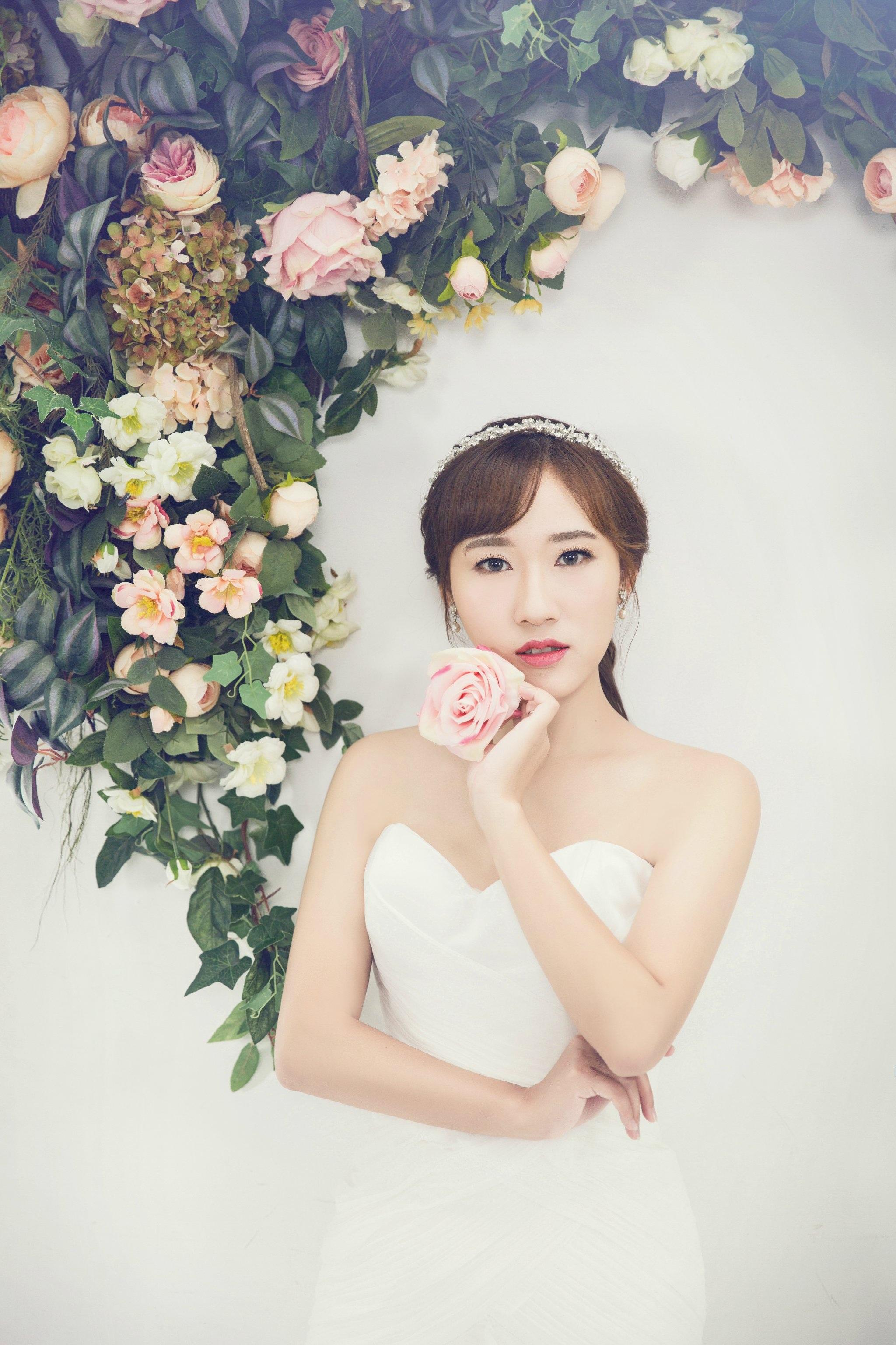 Kostenlose foto : Frau, Fotografie, Blume, Hochzeit, Hochzeitskleid ...
