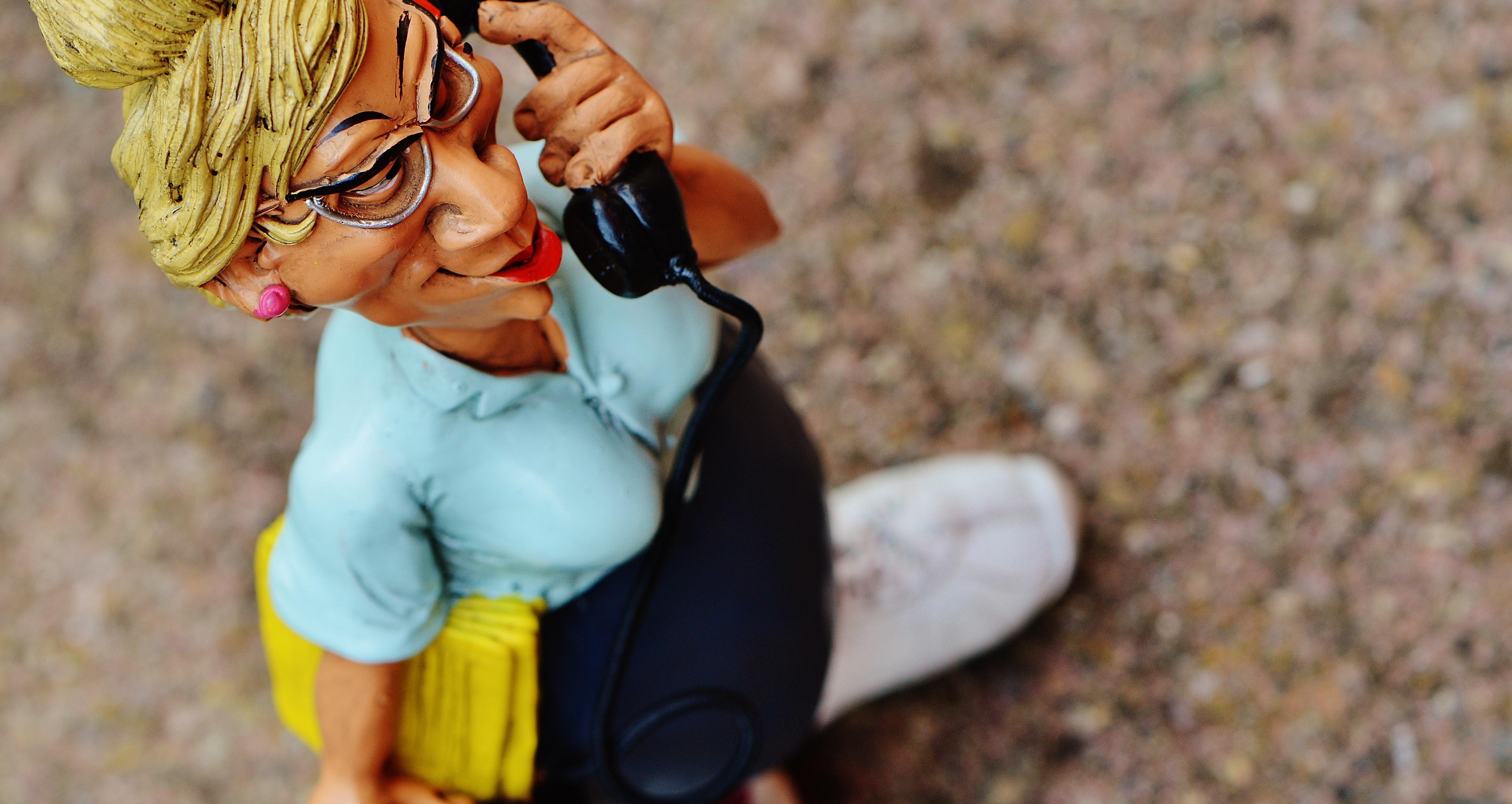 Gambar Wanita Musim Semi Kantor Komunikasi Bisnis Pakaian Koleksi Mainan Anak Telepon Kuning Kesenangan Panggilan Kostum Arsip Sekretaris Handset