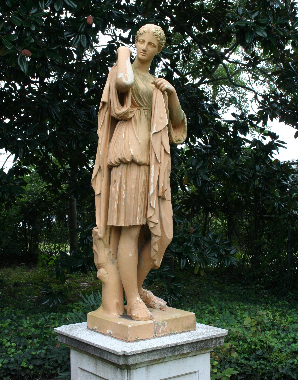 Terracotta Garden Statues Garden Ftempo