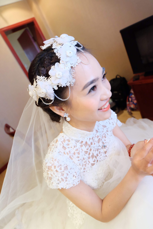 Free Images : woman, white, warm, flower, child, wedding dress, bride, marriage, ceremony, happy ...