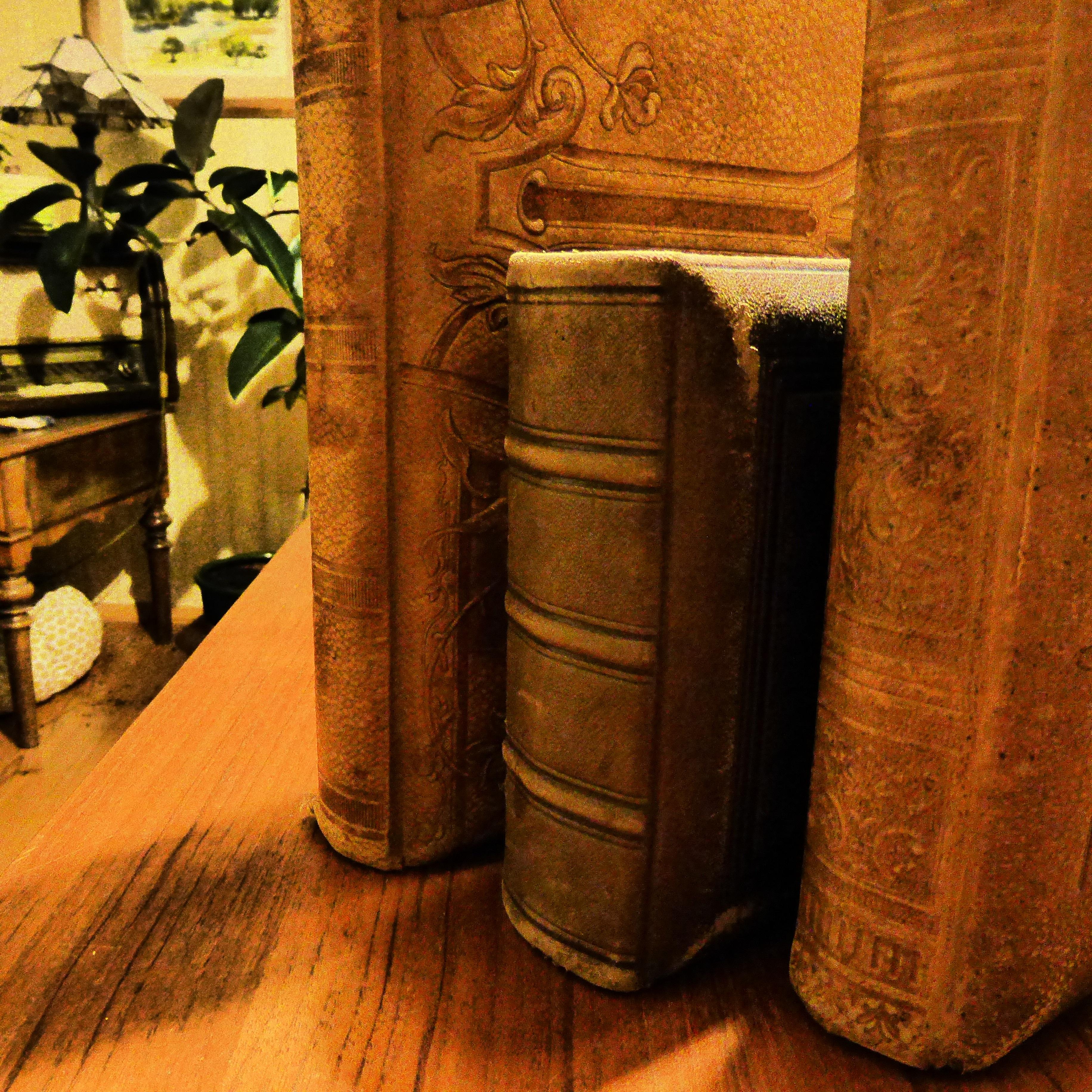 Madera antiguo antiguo marr n mueble iluminaci n libro viejo espina art libros tallado anticuario anticuario cubiertas de