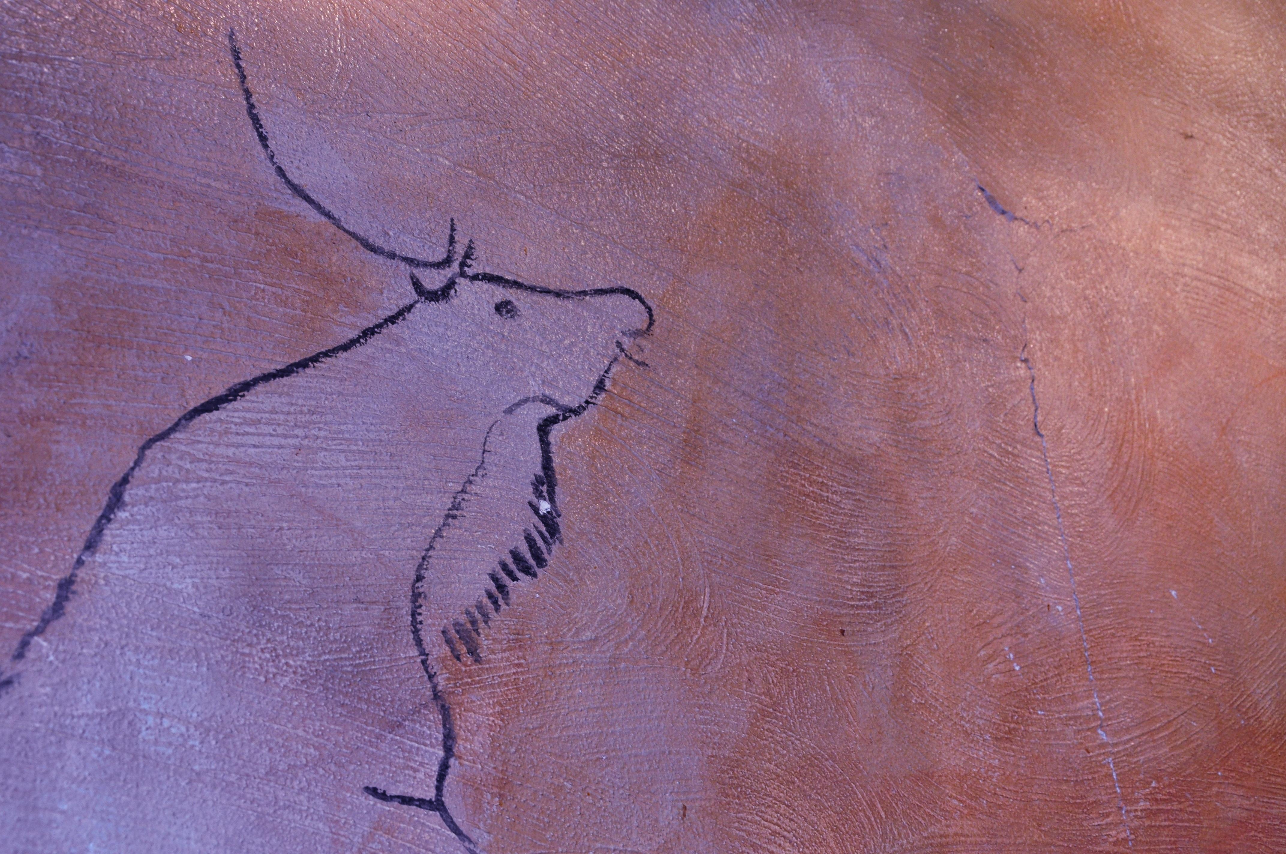 Gambar Kayu Antik Tekstur Daun Tua Dinding Sketsa