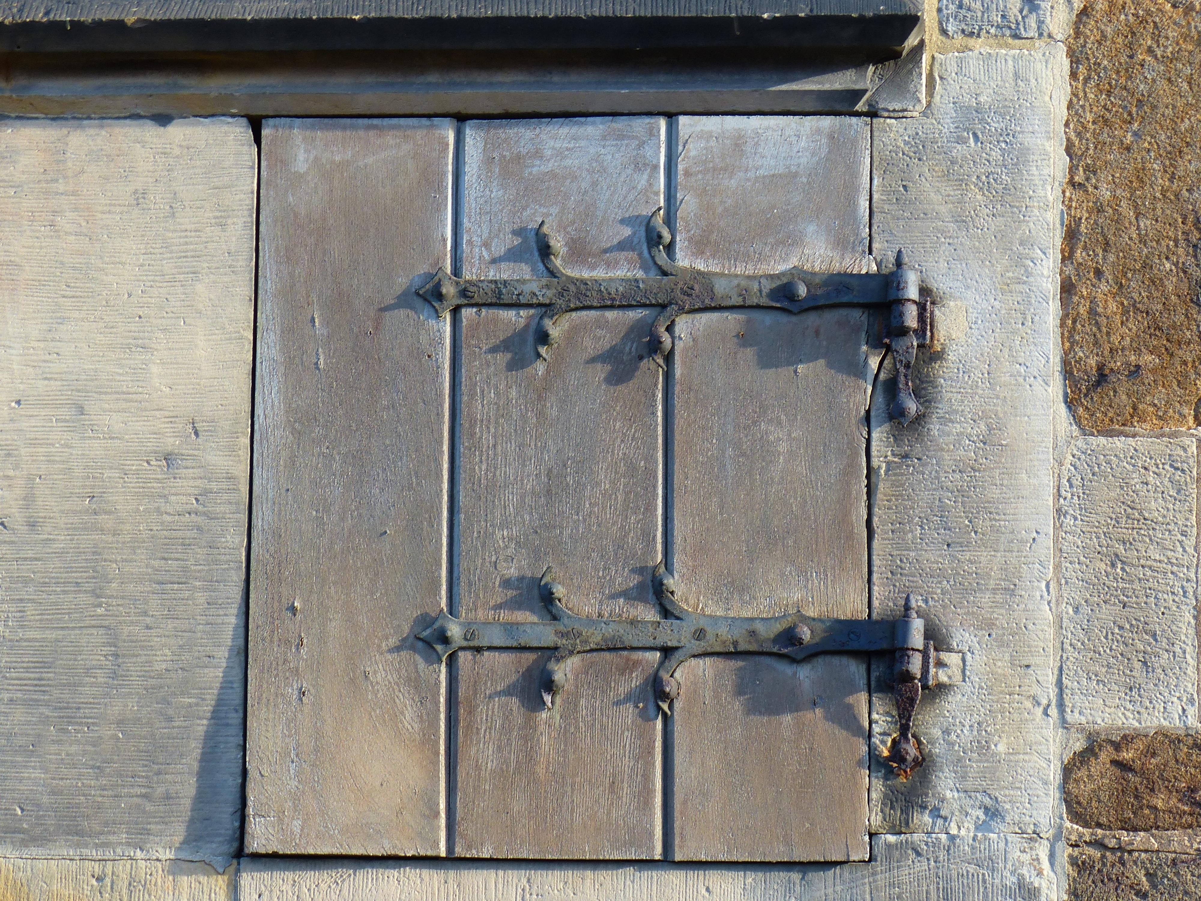 Elegant Alte Fensterläden Ideen