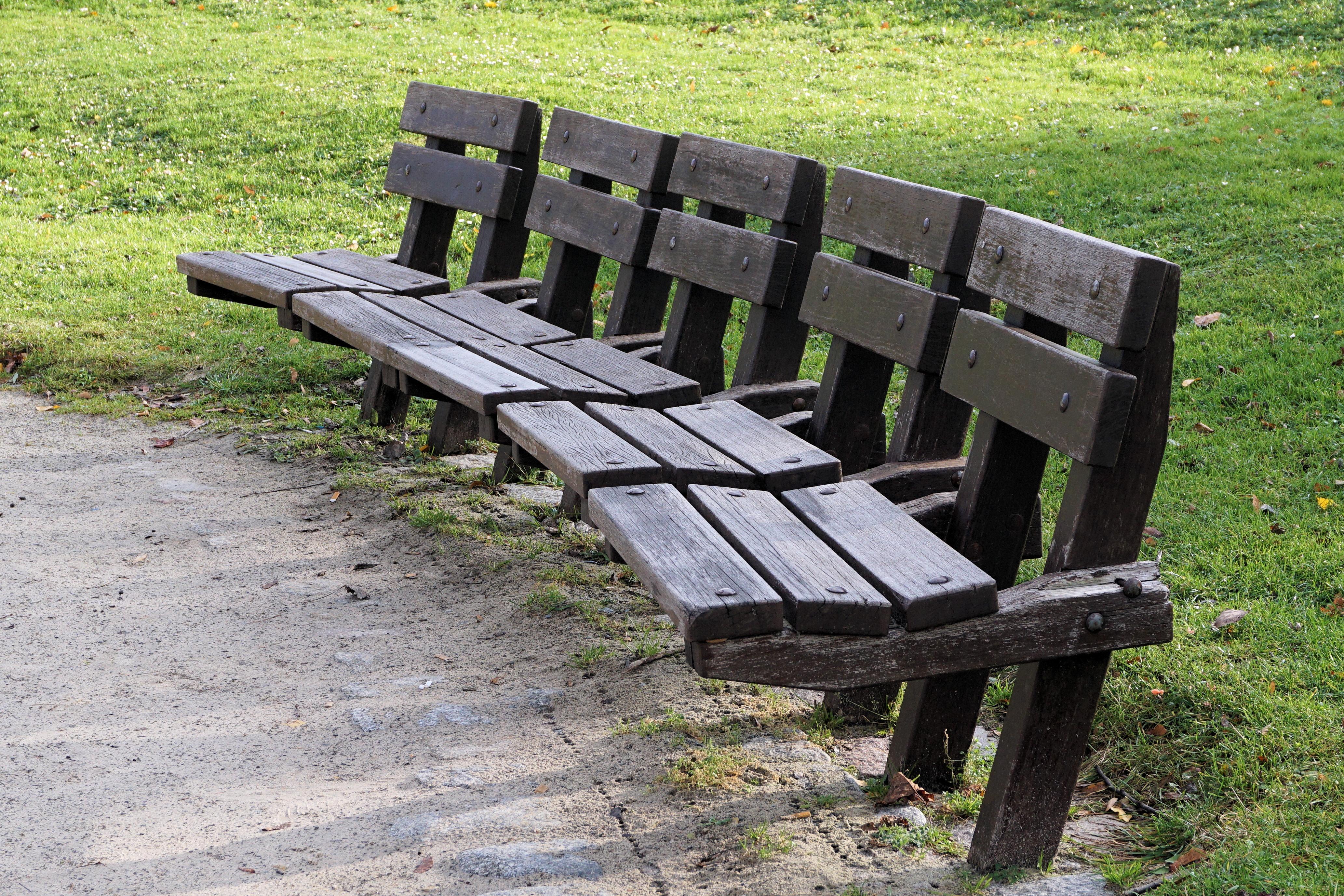 Fotos gratis : madera, banco, asiento, relajarse, descanso, mueble ...
