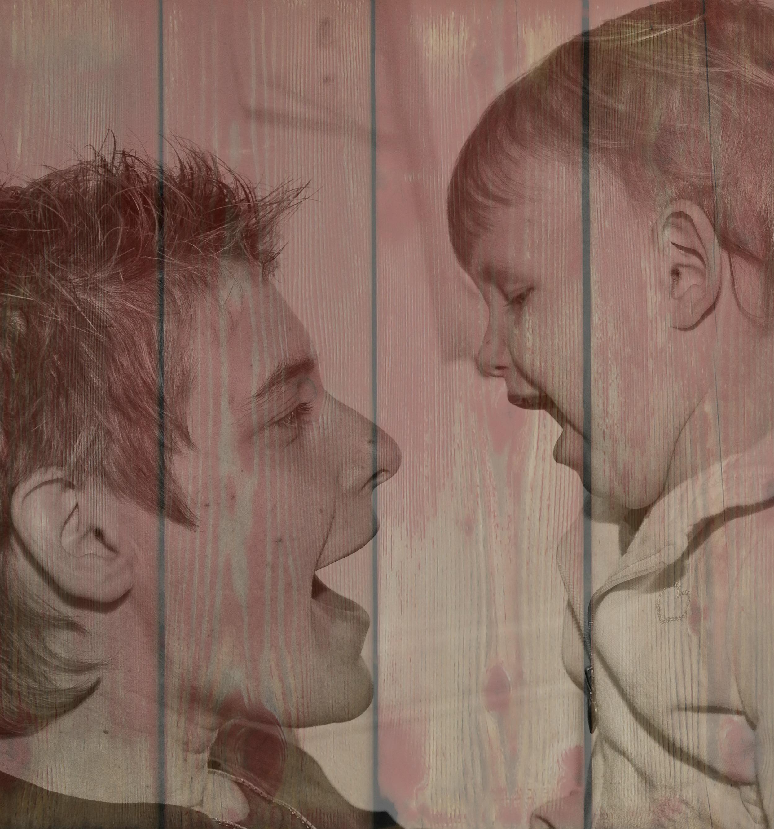 Gambar Kayu Anak Lukisan Seni Ibu Sketsa Gambar Angka