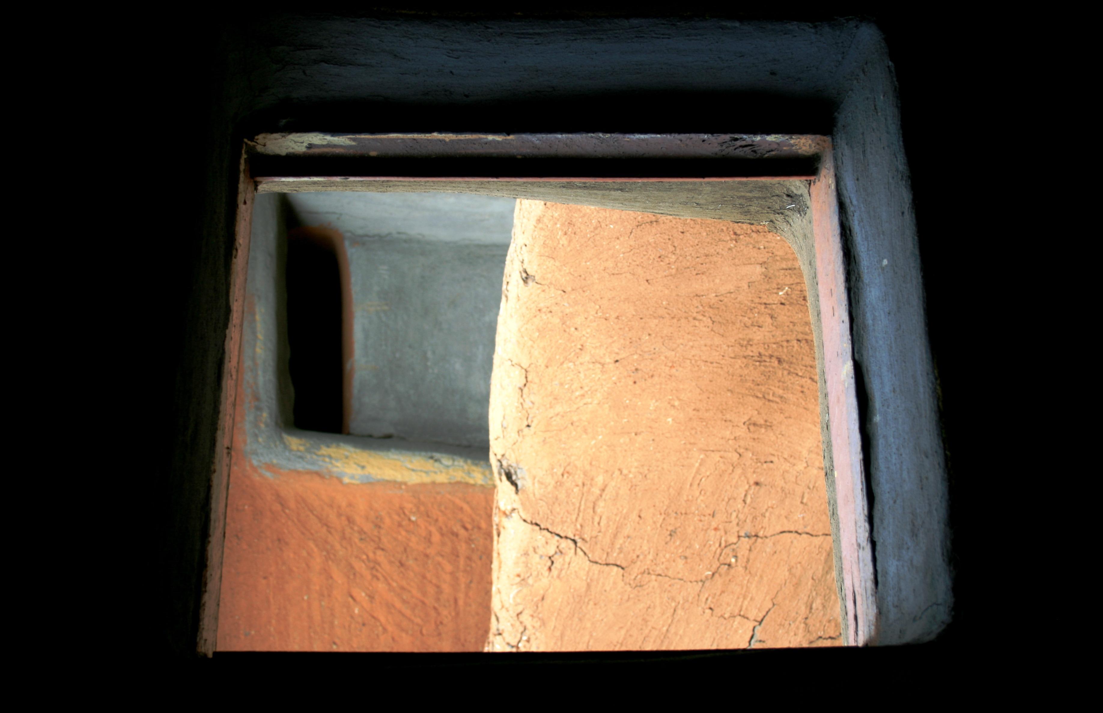 Kostenlose foto : Holz, Farbe, Tür, Material, Terrakotta, grau, Auge ...