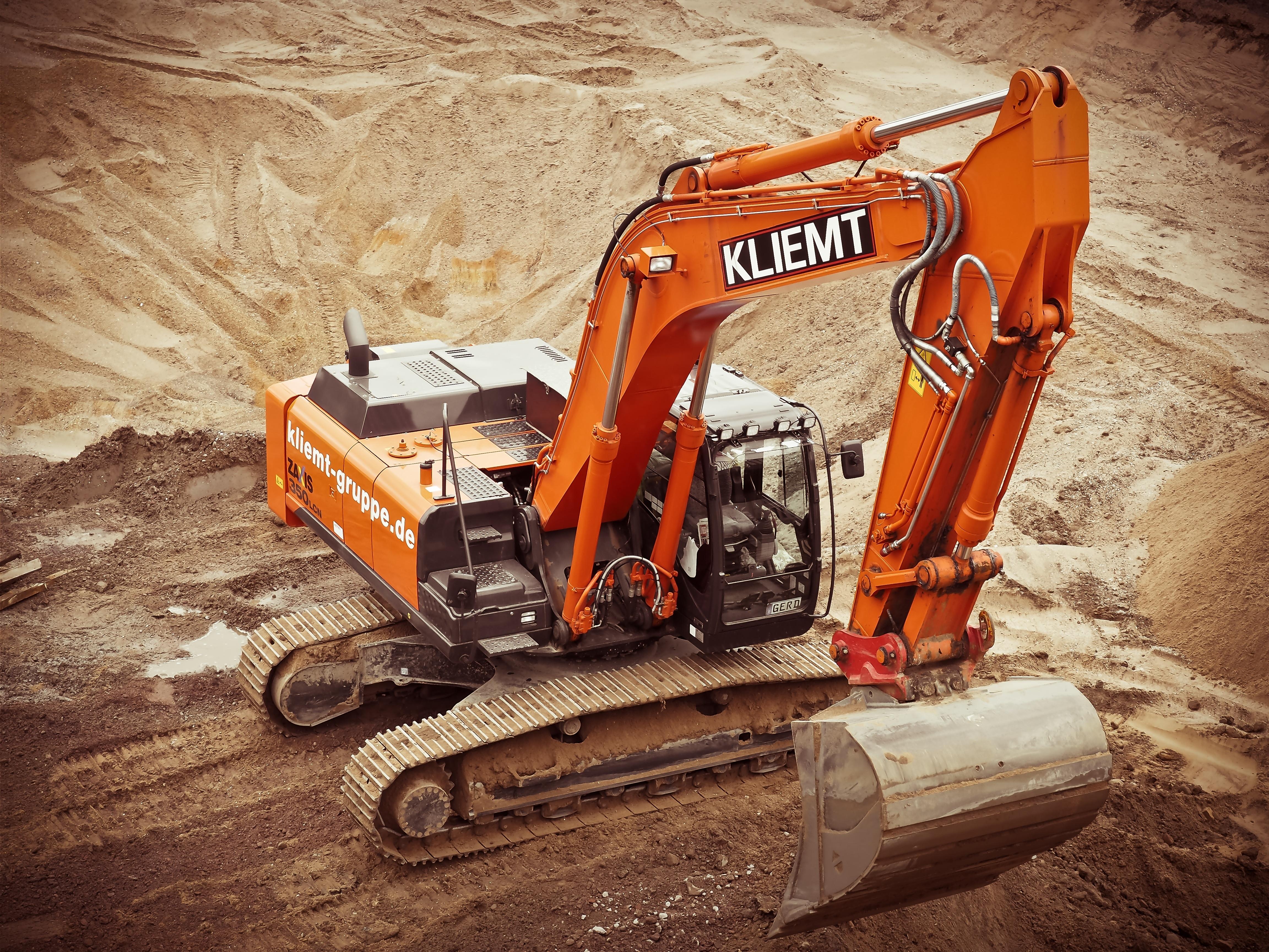 wood construction vehicle bulldozer machines build blade