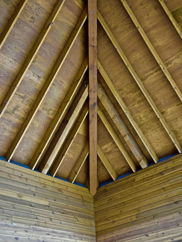 Gambar Lantai Pedalaman Atap Dinding Balok Plafon Konstruksi