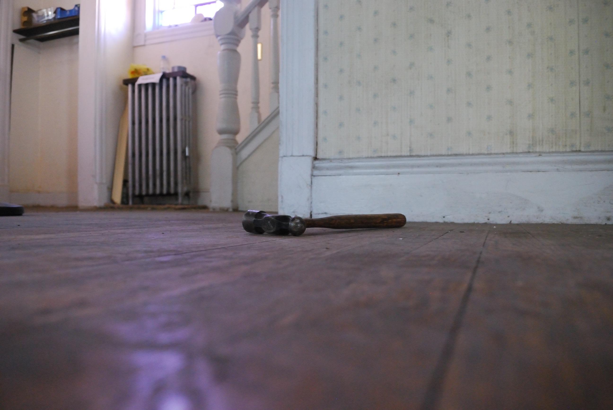 holz stock eigentum fliese zimmer hartholz bodenbelag holzboden laminatboden - Hartholz Oder Laminatboden