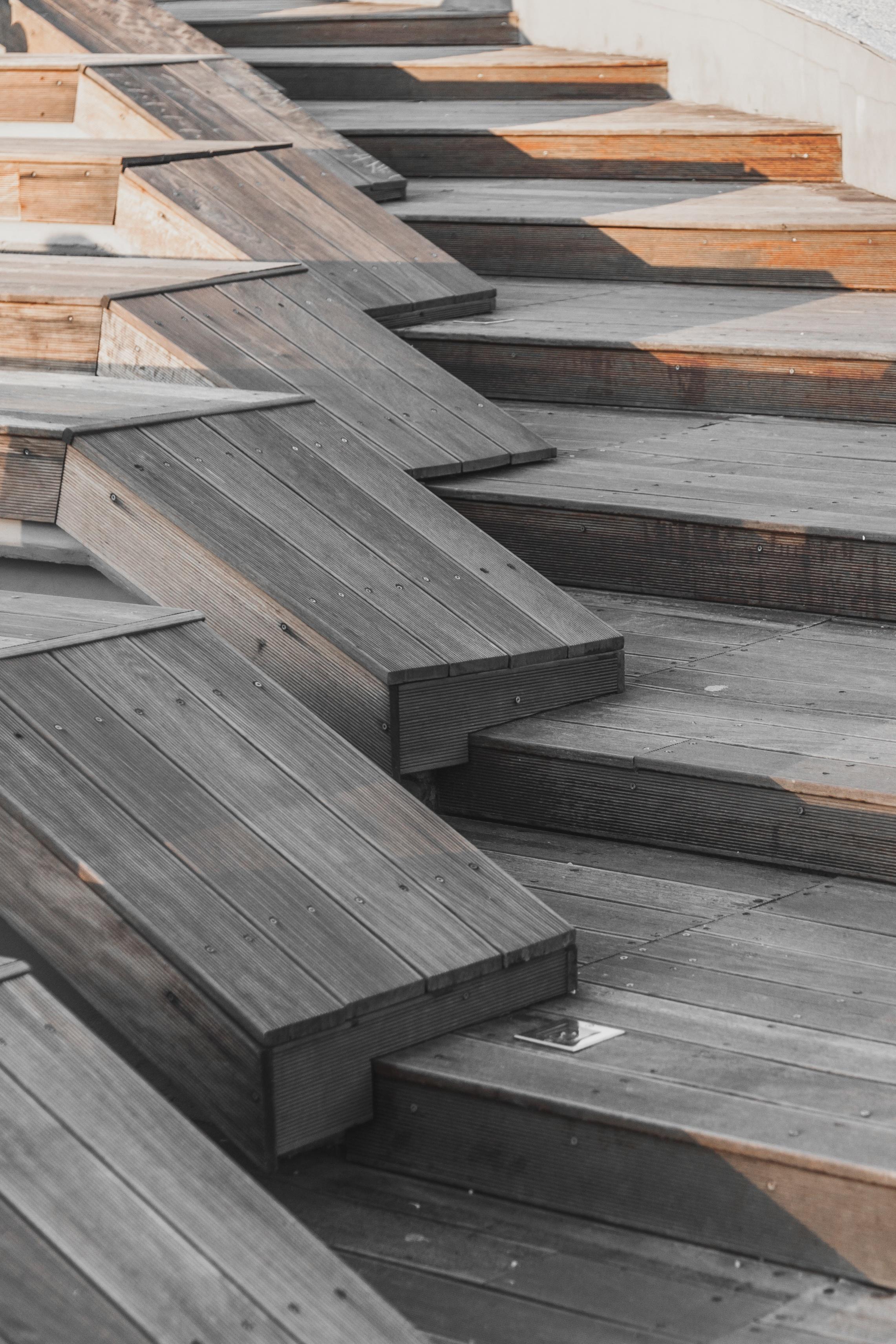 madera piso techo pasarela maderas madera dura escalera piso iluminacin natural suelos de madera estructura al