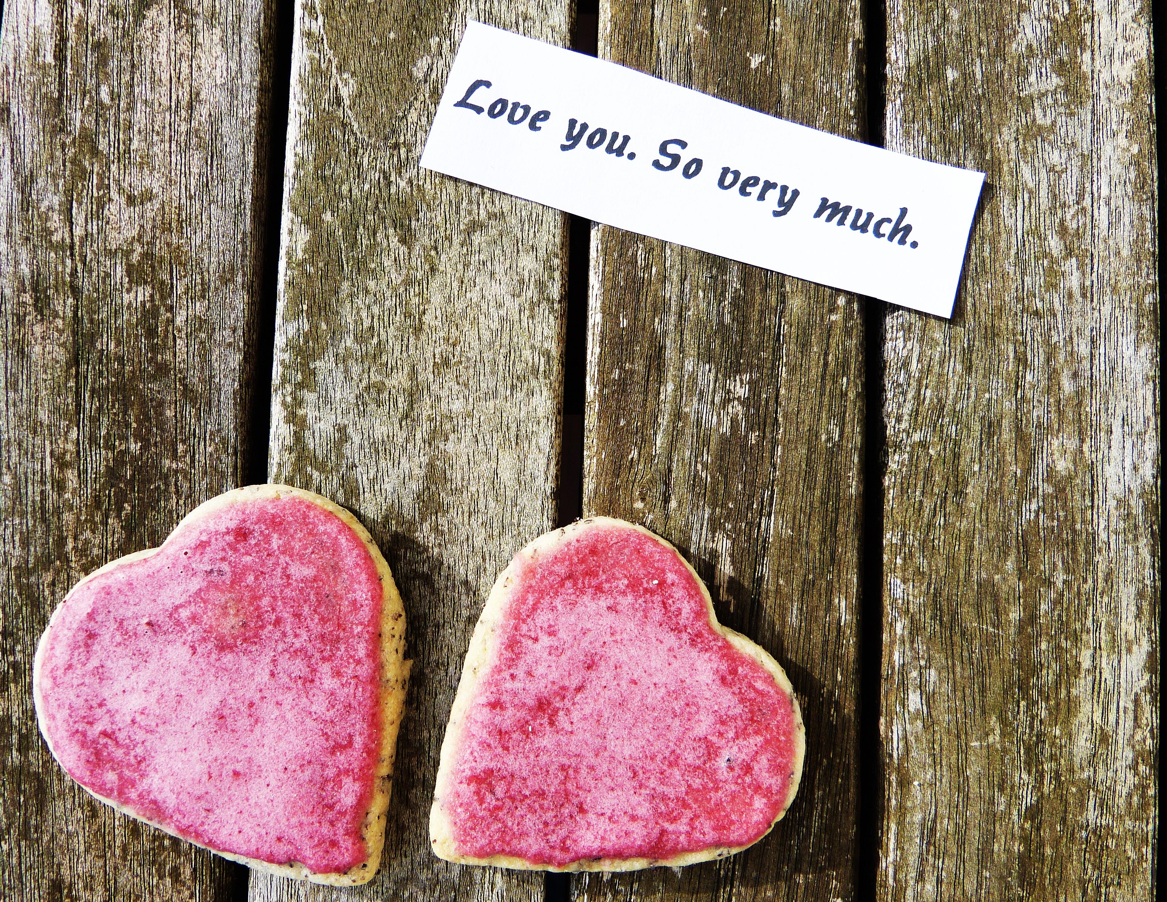 Kostenlose Foto Holz Blume Liebe Herz Lebensmittel Fruhling